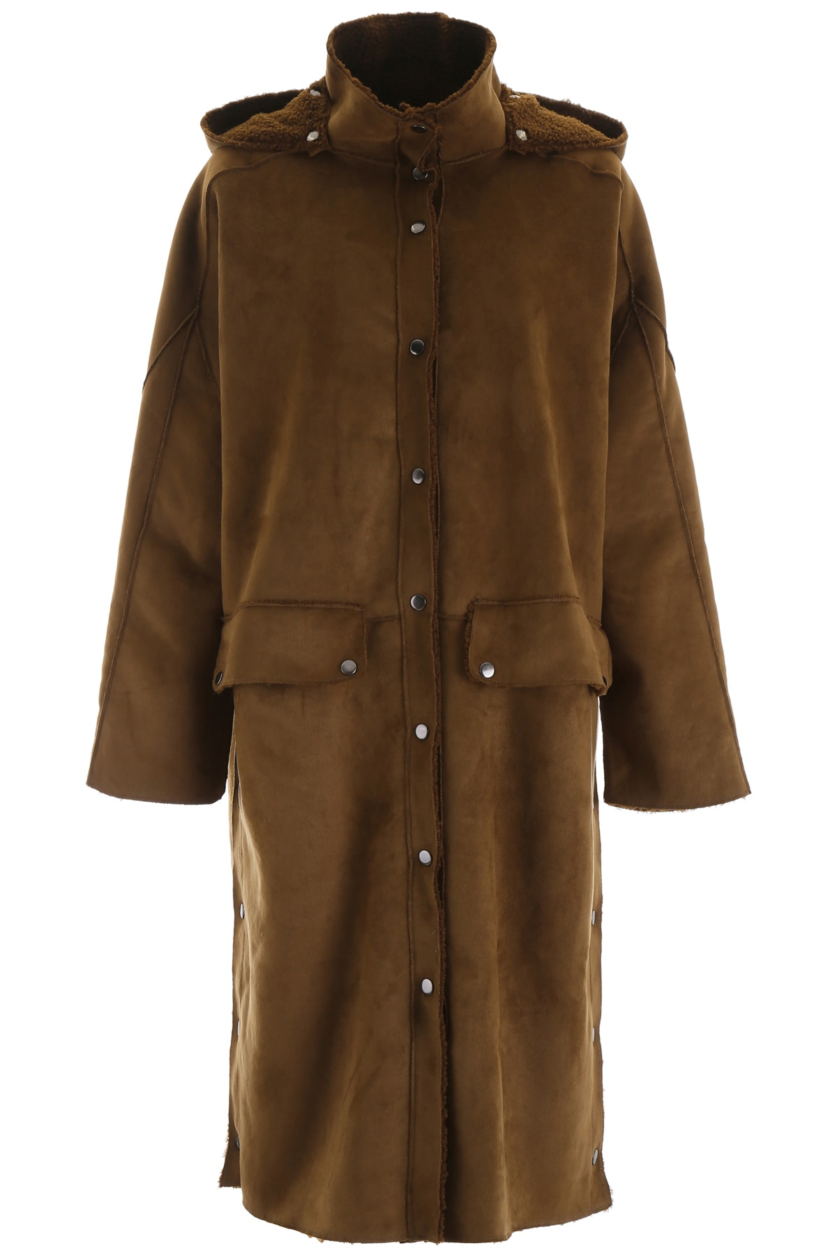 Mes Demoiselles Faux Shearling Coat