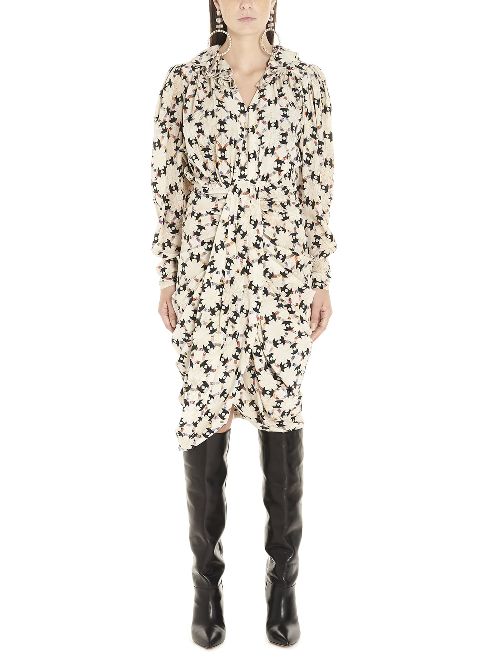 Buy Isabel Marant blandine Dress online, shop Isabel Marant with free shipping