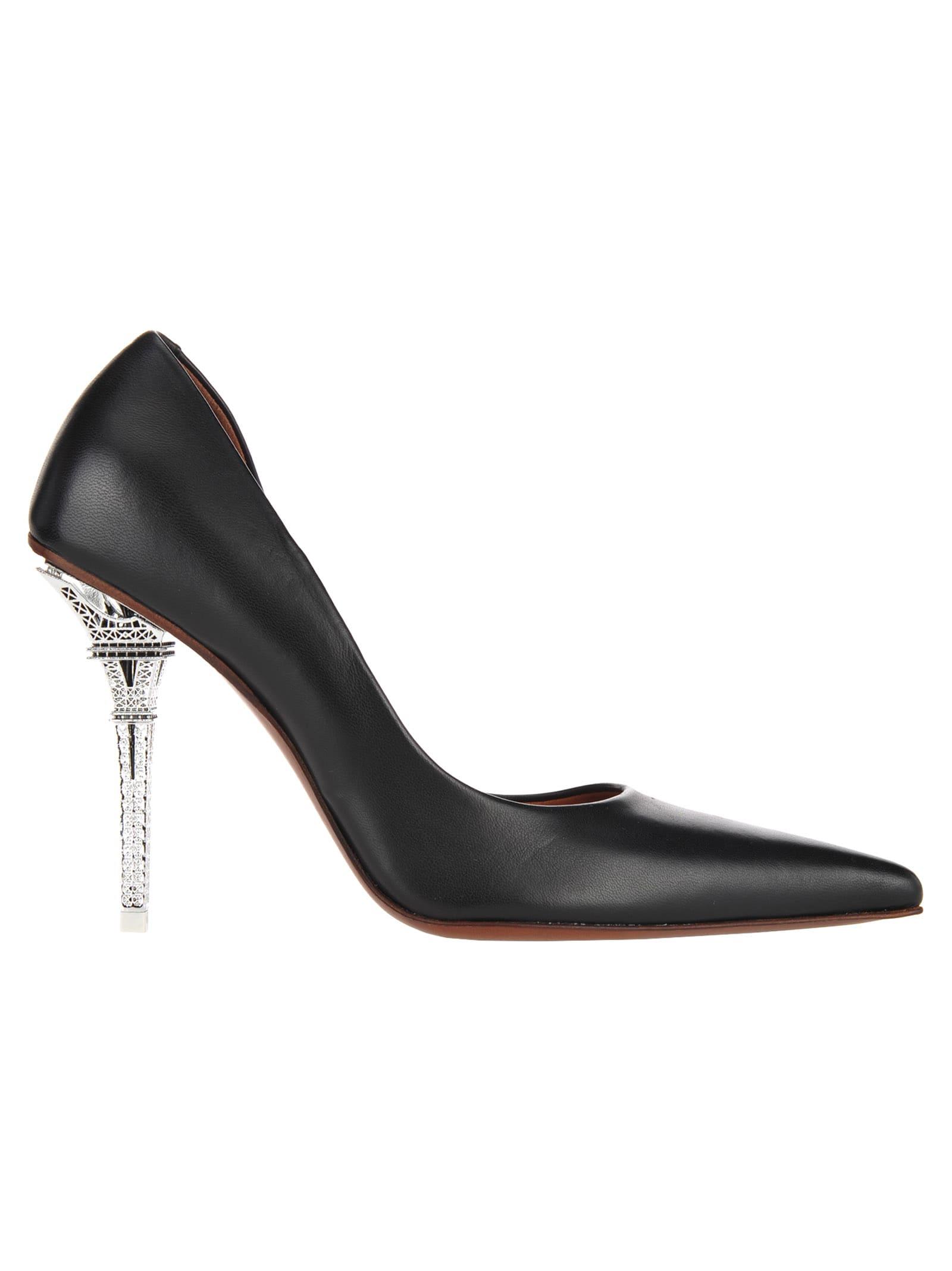 Vetements Shoes Vetements Vetements Eiffel Tower Pumps