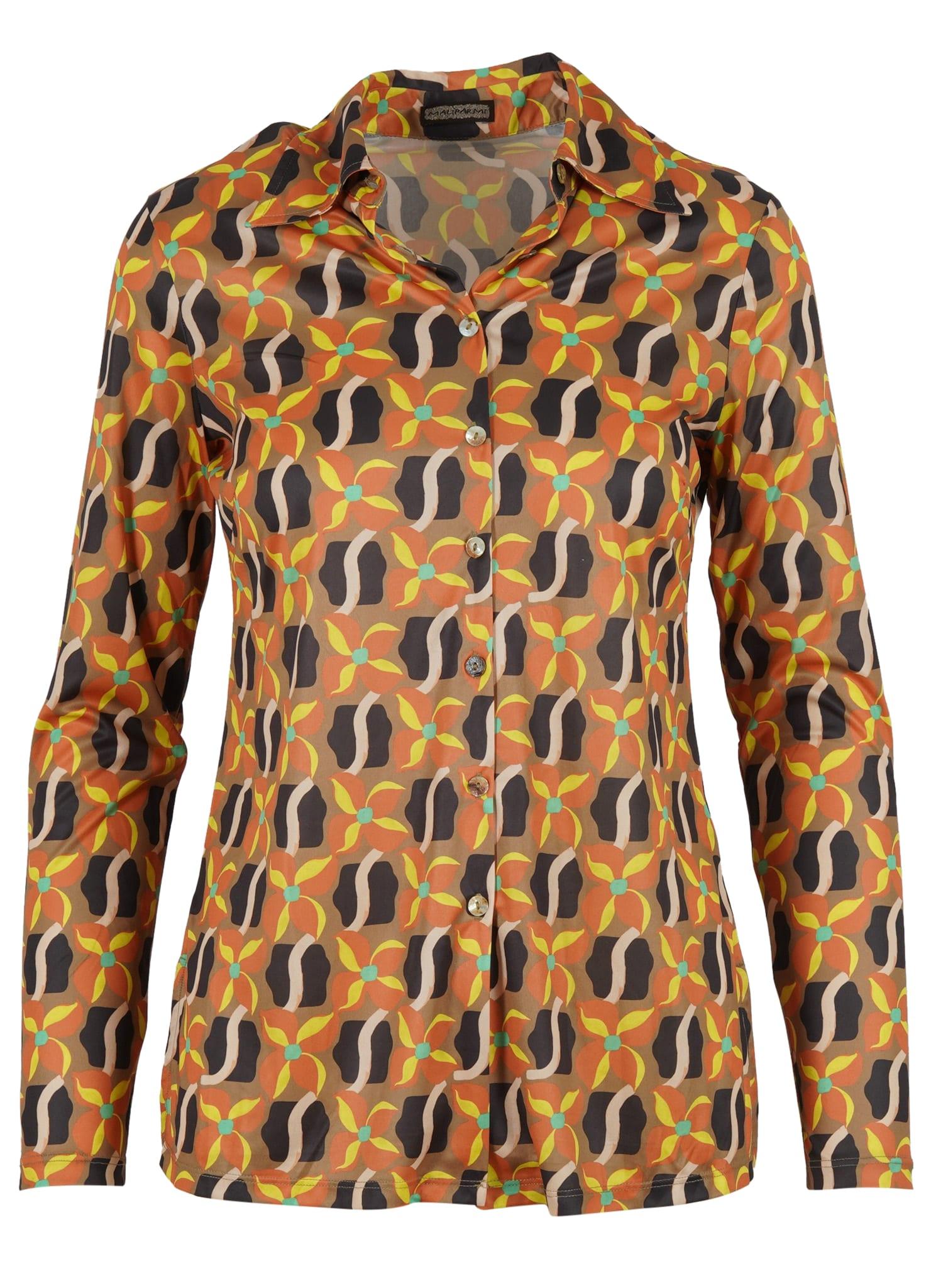 Camicia Wavi Daffodi Shirt