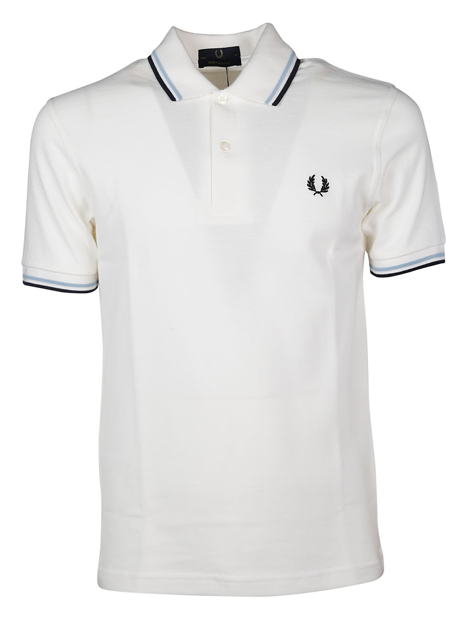 Best price on the market at italist | Fred Perry Fred Perry Embroidered Logo Polo Shirt