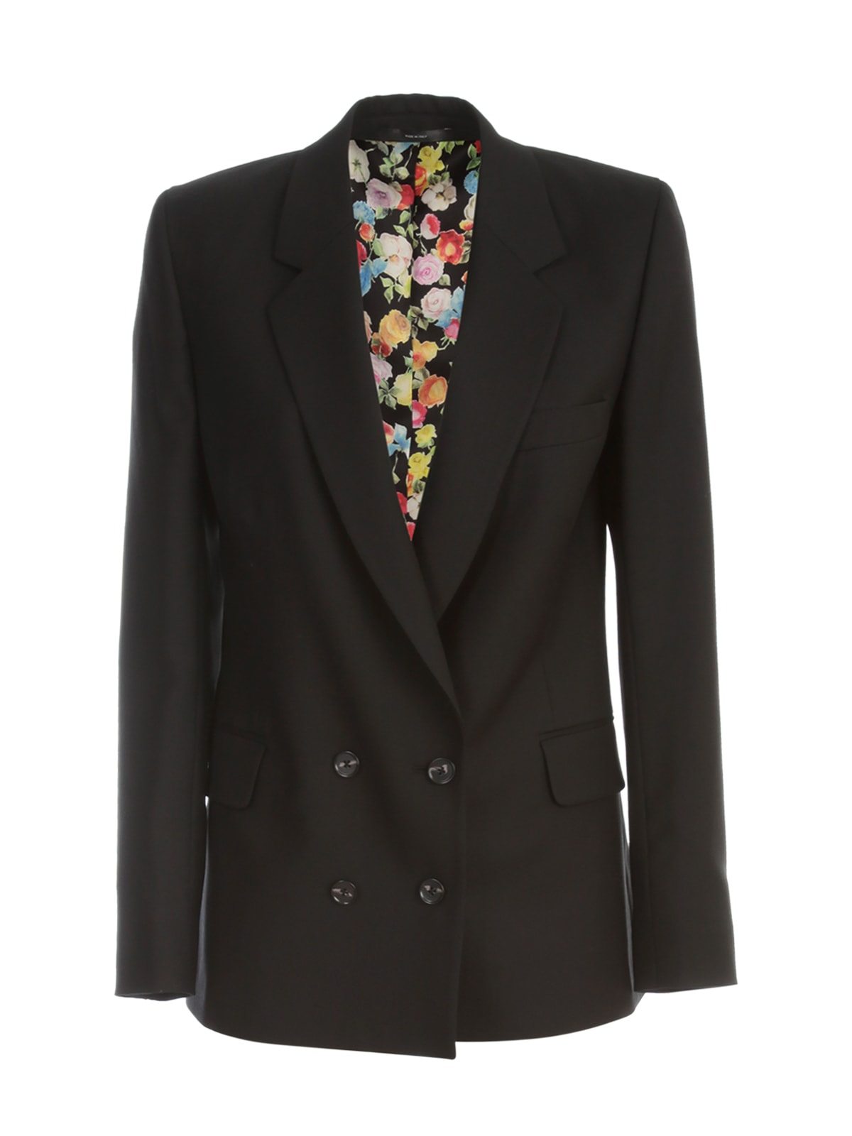 Paul Smith Double Breasted Straight Jacket