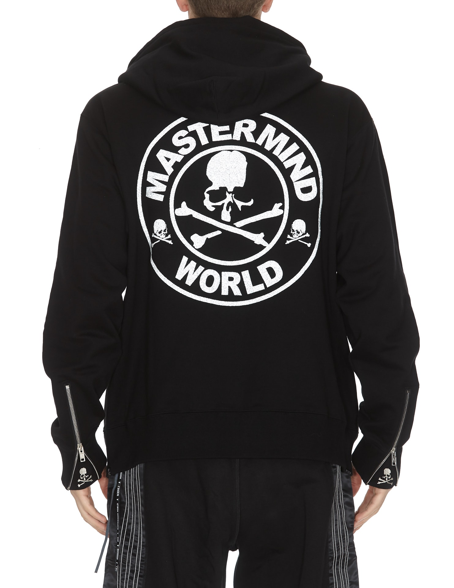 the latest wholesale outlet best shoes MASTERMIND WORLD Mastermind World Hoodie - Black - 10863162 ...