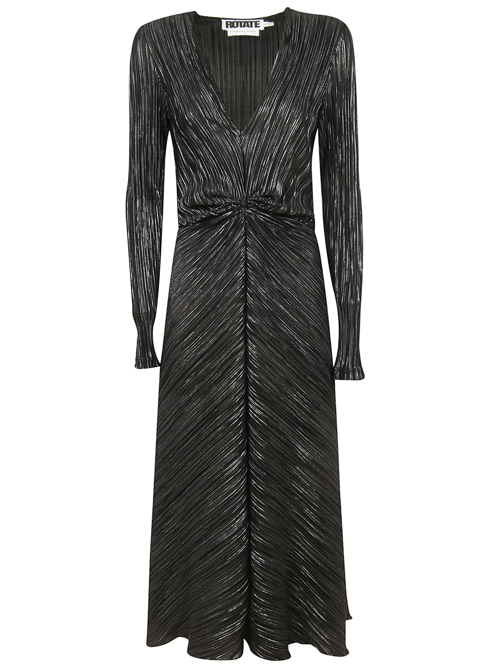 Rotate by Birger Christensen Knitted Dress