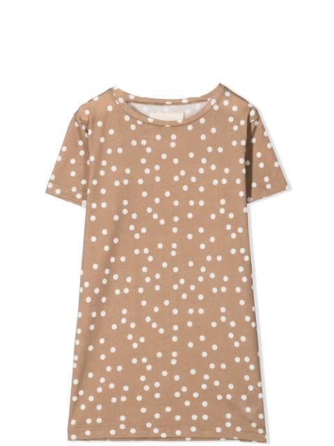 T-shirt With Pois