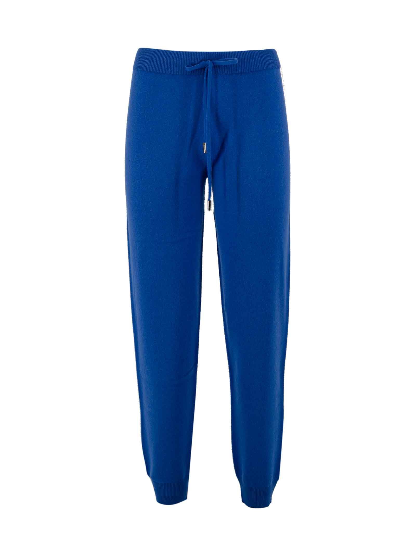 Cashmere-blend Jogging Trousers