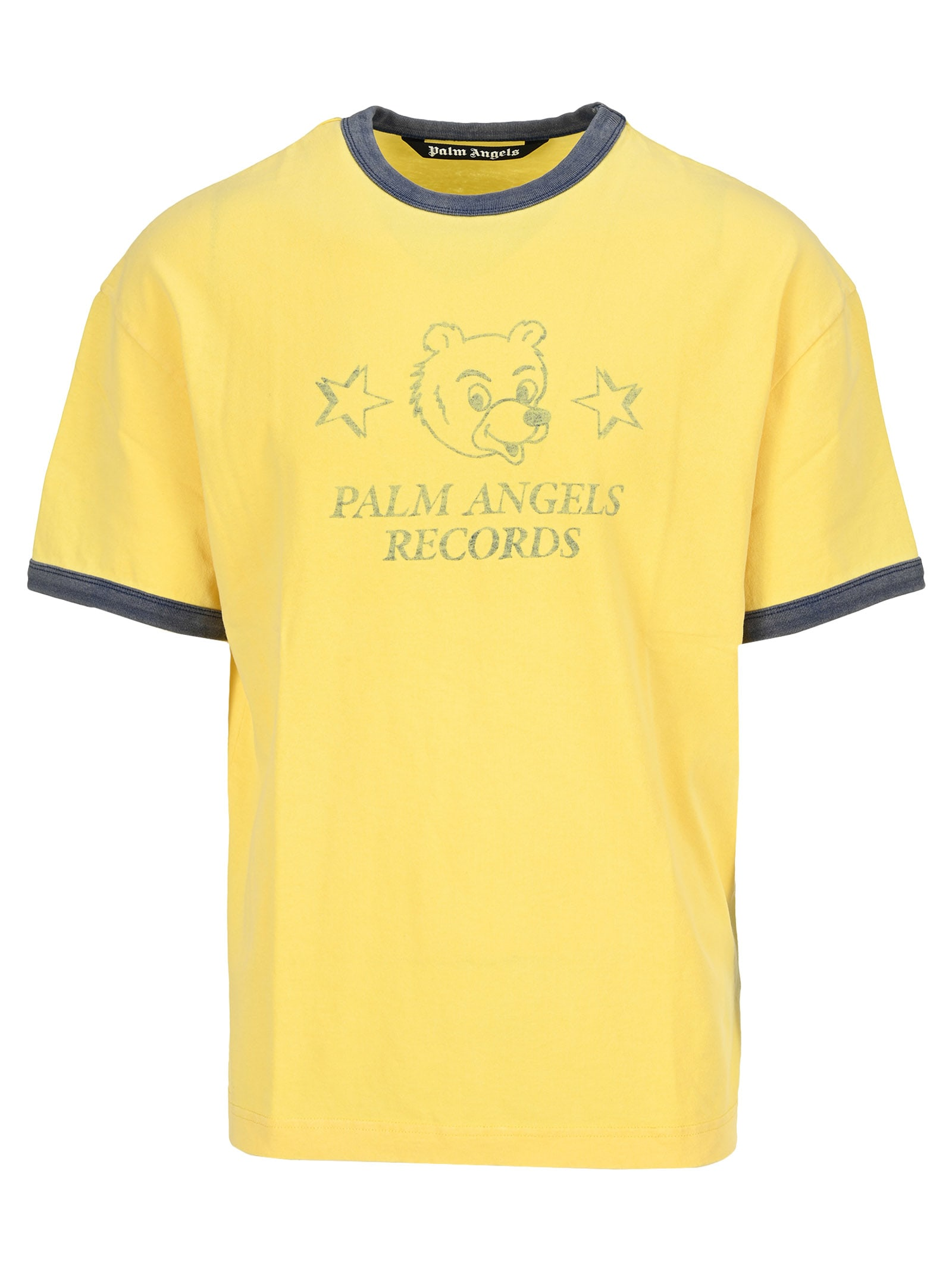 Palm Angels RECORDS T-SHIRT