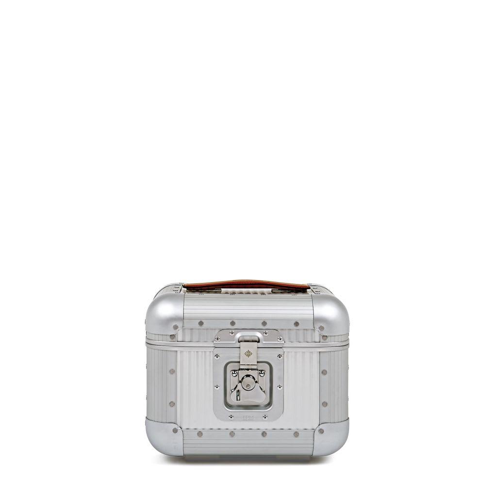 Aluminium Bank-vanity Case