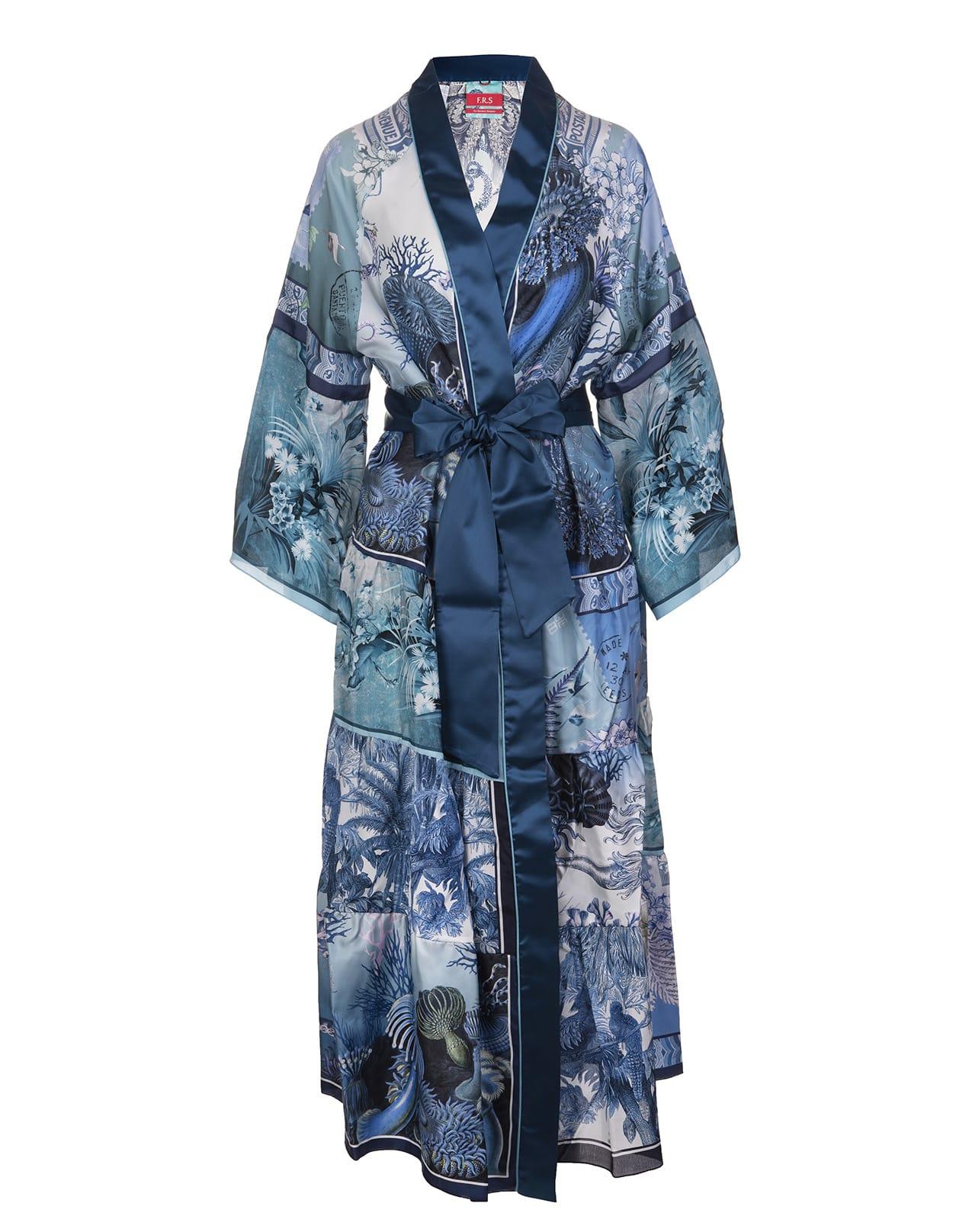Blue Iuventas Long Dress