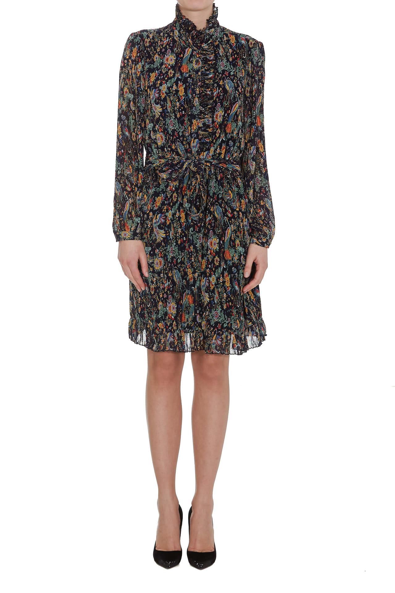 Buy Tory Burch Deneuve Dress online, shop Tory Burch with free shipping
