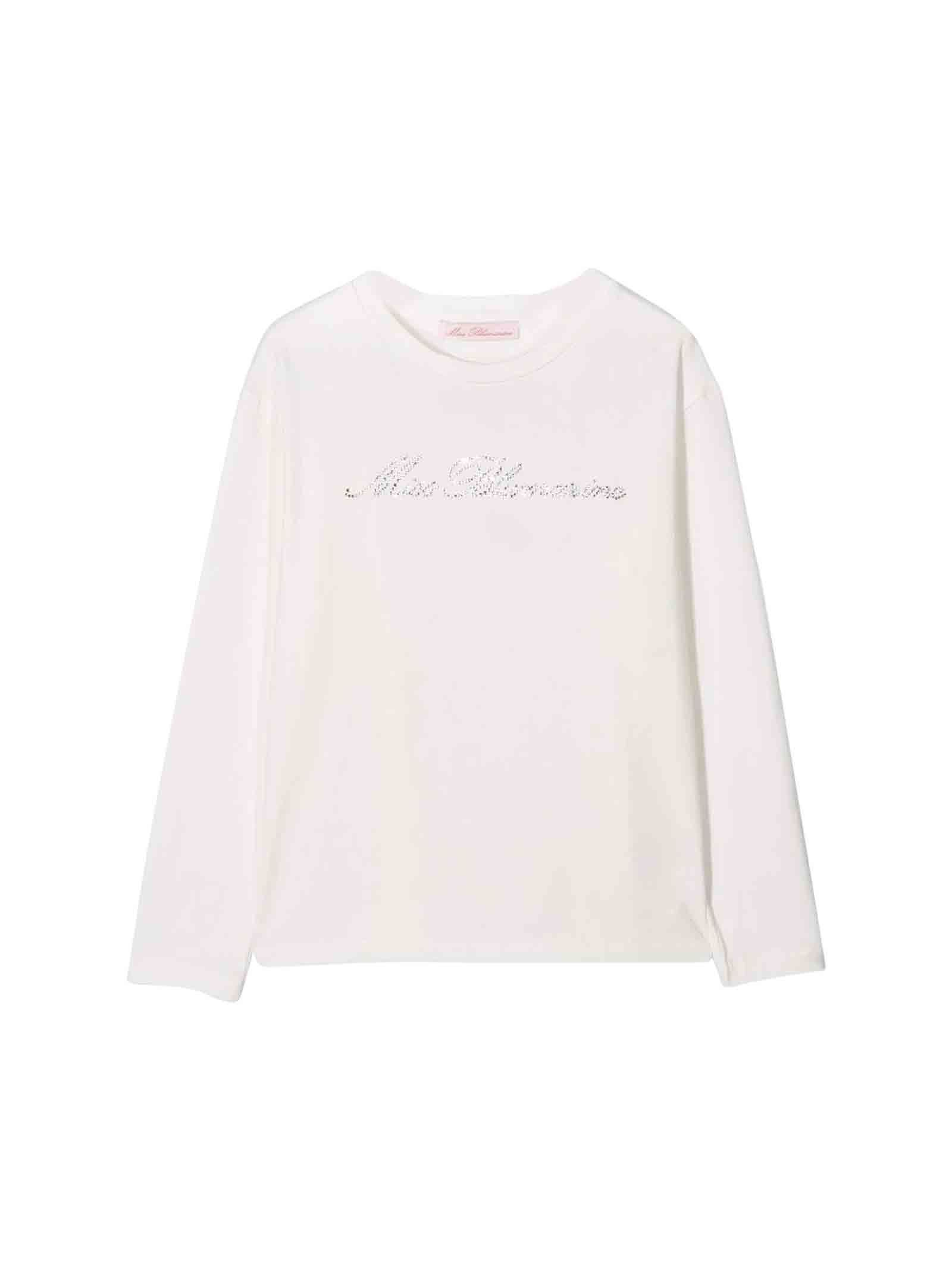 Teen Cream Sweater