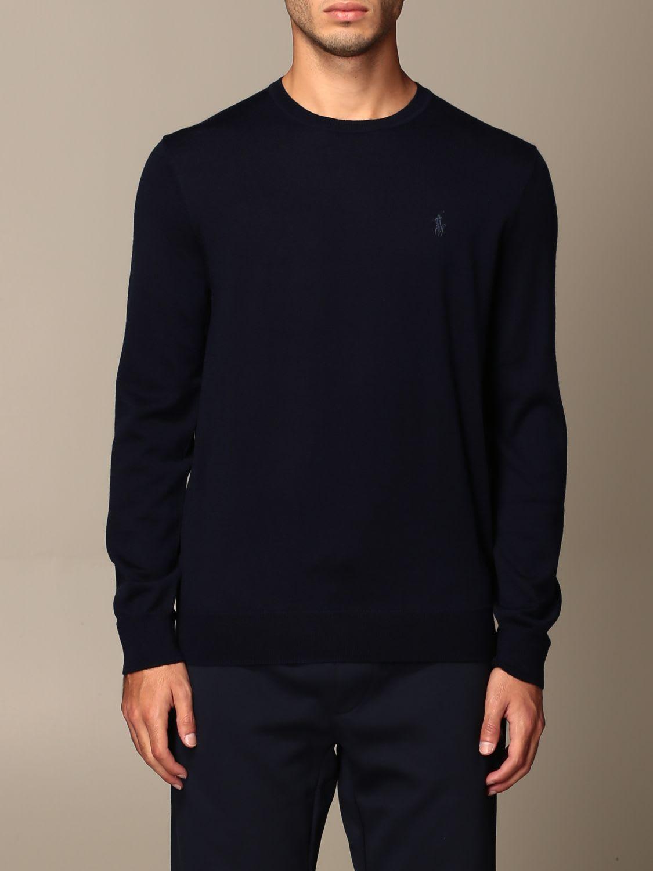 Polo Ralph Lauren Sweater Polo Ralph Lauren Wool Sweater With Logo
