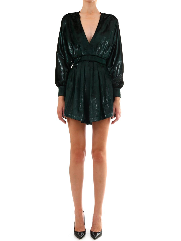 Buy Balmain Velor Dress online, shop Balmain with free shipping