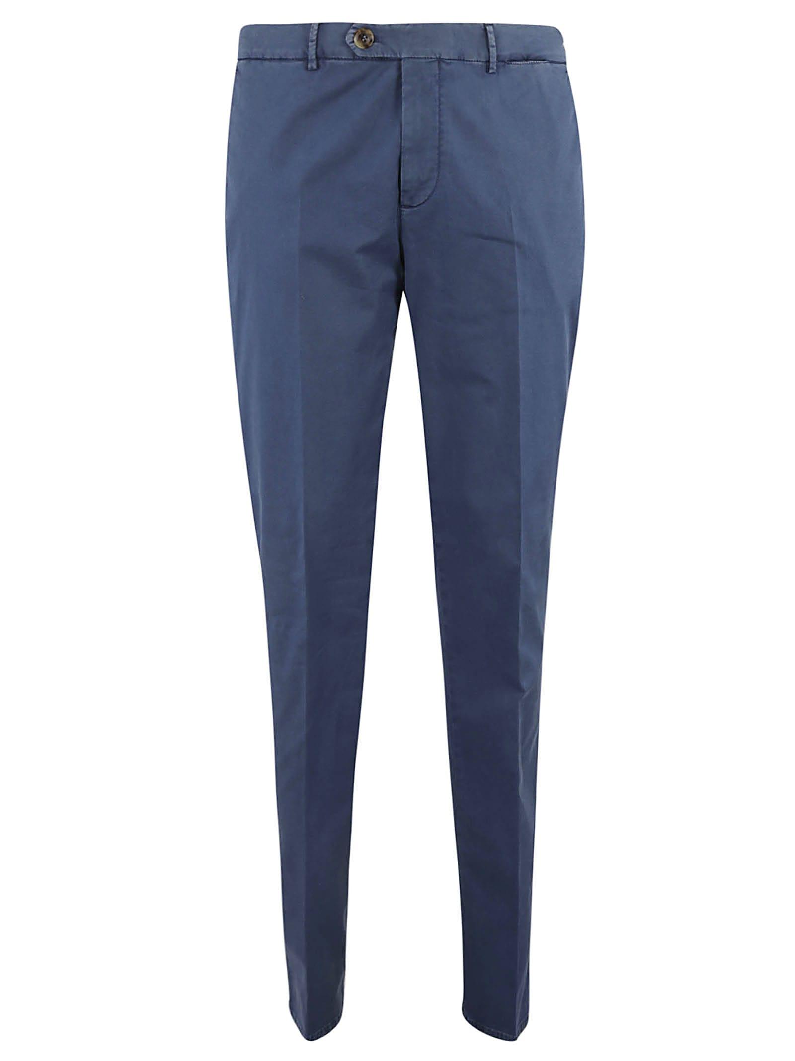 Brunello Cucinelli Straight Buttoned Trousers