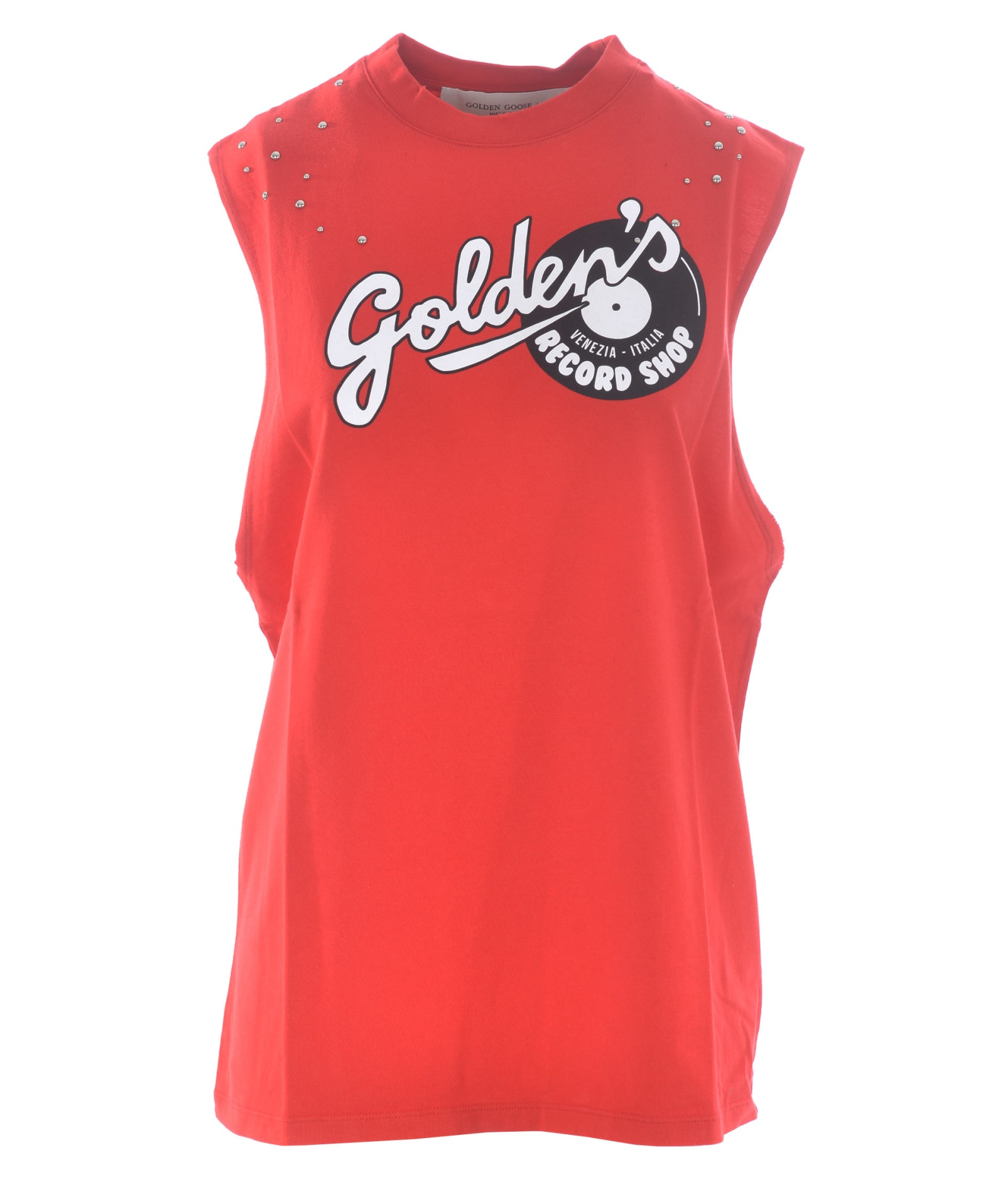 Tank Top from Golden GooseComposition: 100% Cotton