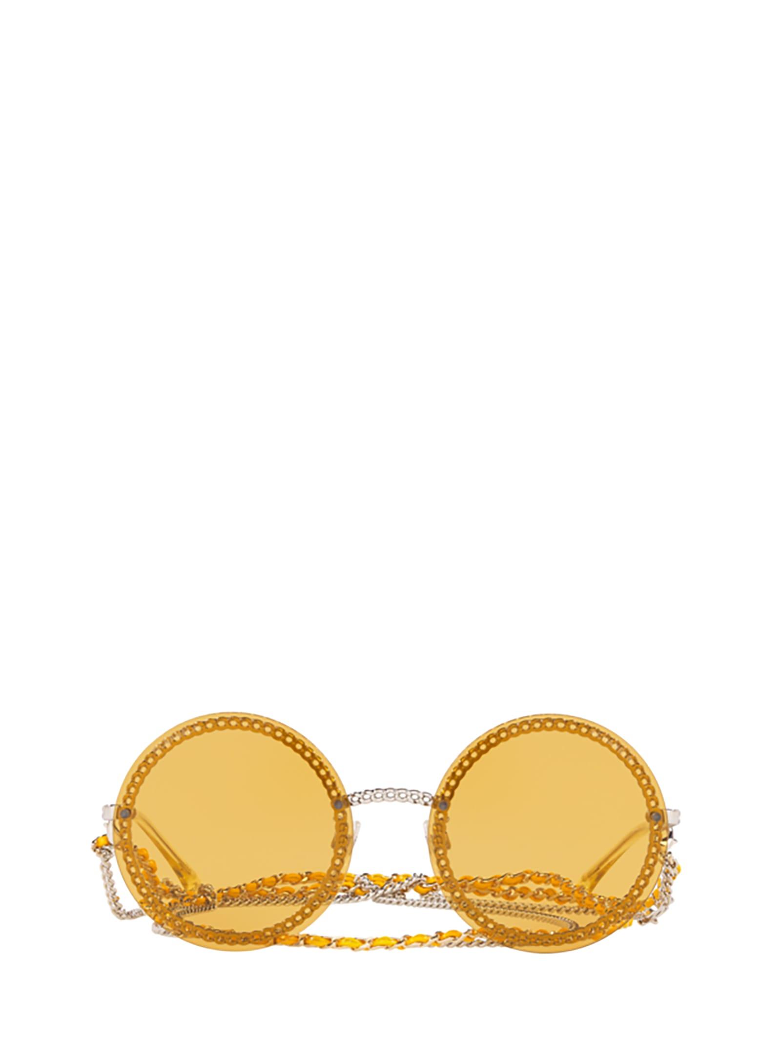 Chanel Chanel Ch4245 Silver Sunglasses