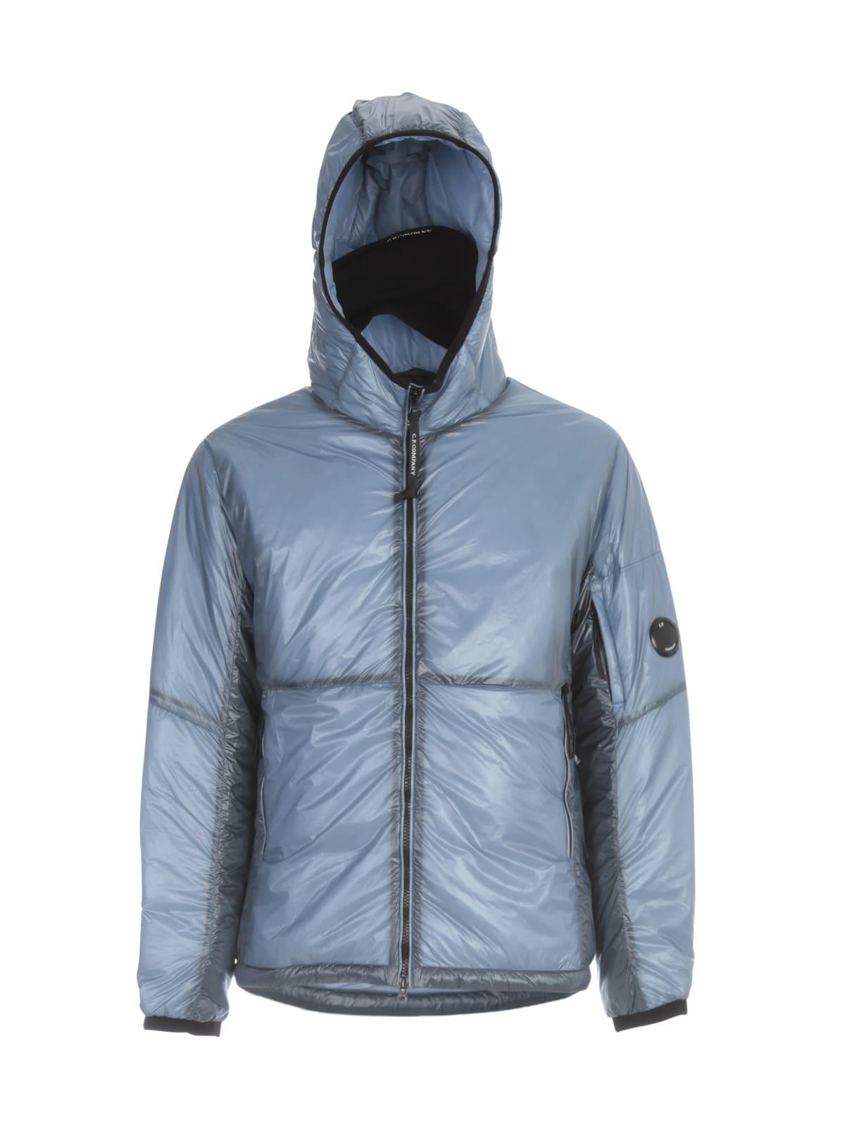 C.P. Company Trasparent Medium Down Jacket