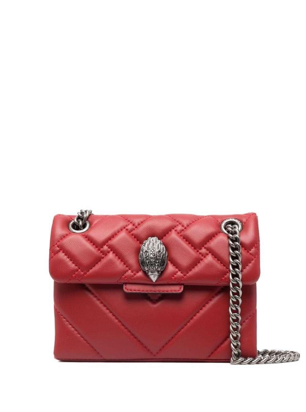 Mini Kensington X Bag Red