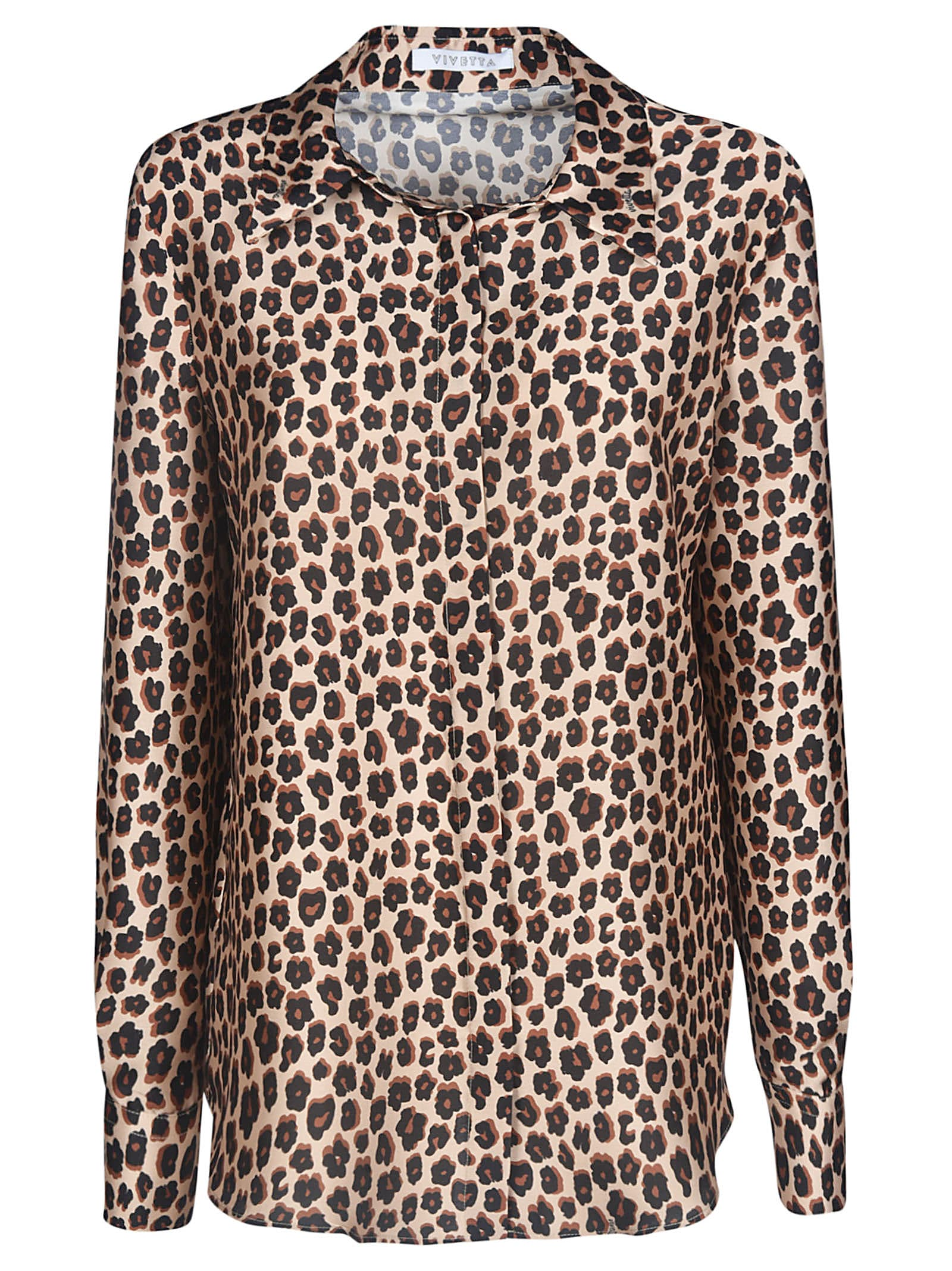 Vivetta PRINTED ALL-OVER SHIRT
