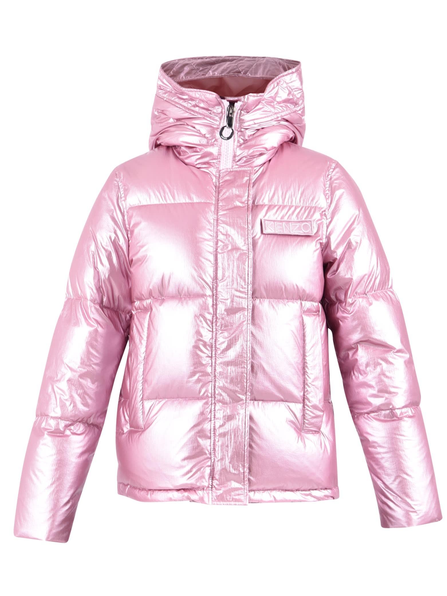 Kenzo Branded Padded Jacket