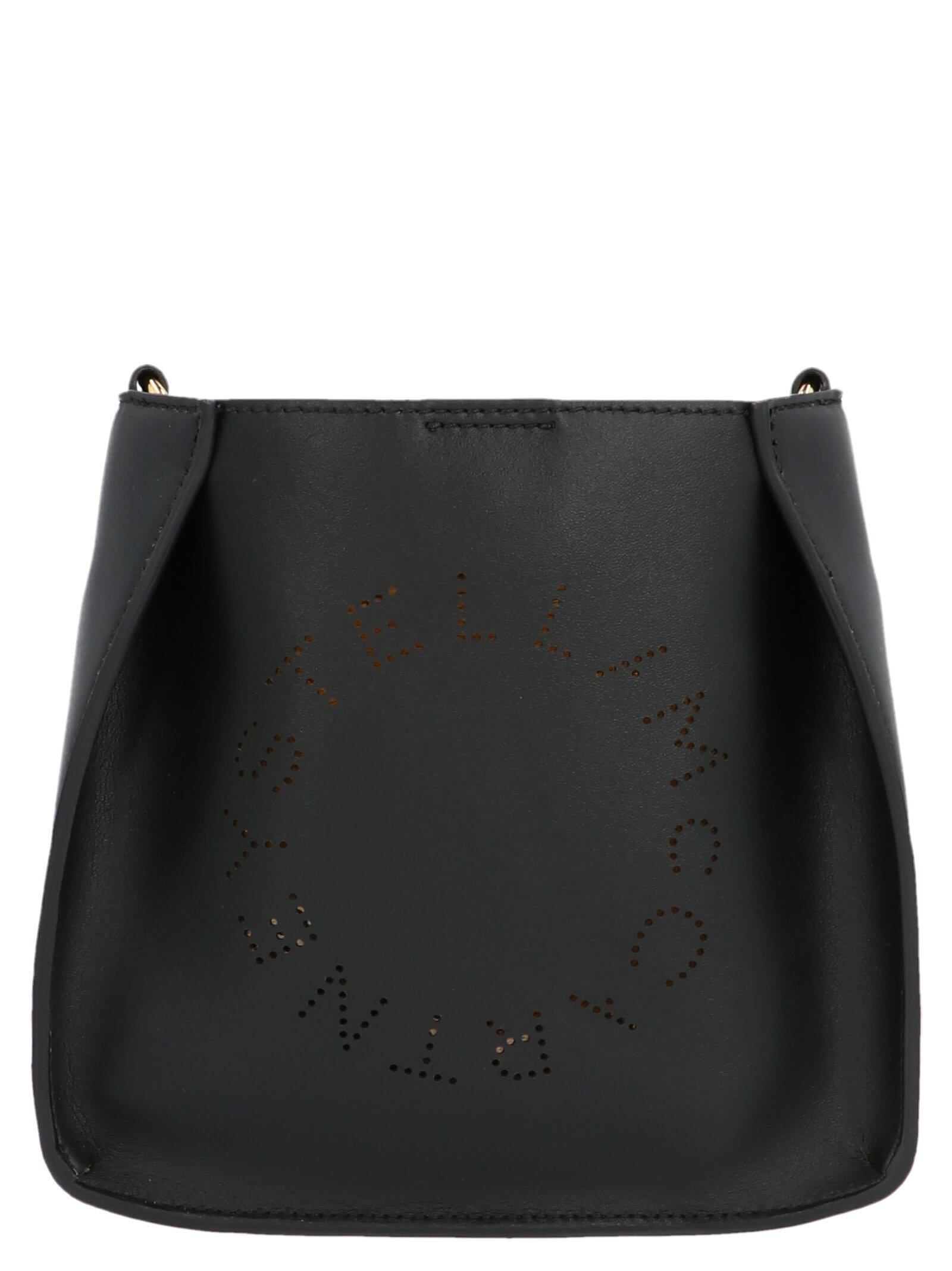 Stella McCartney Stella Mccartney La Logo Mini Bag