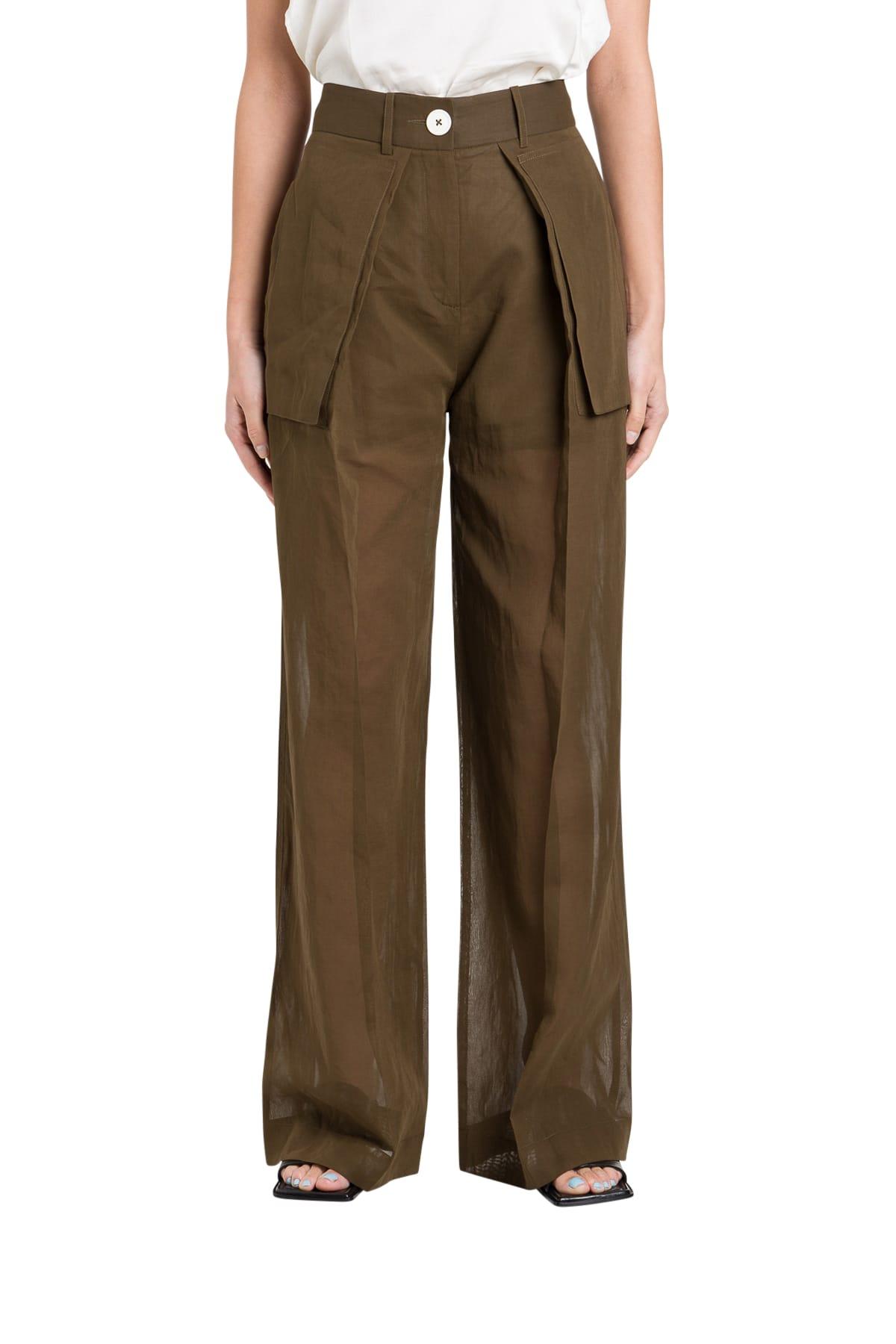 Carmela Wide Trousers