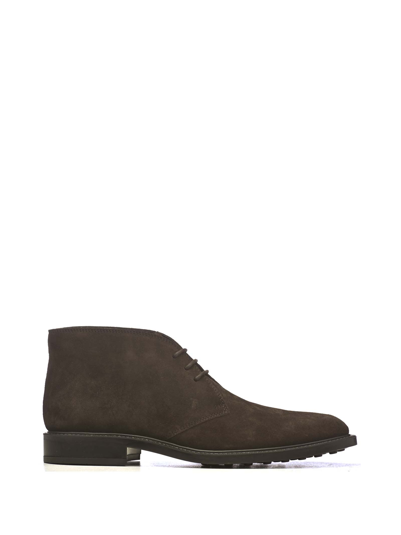 Tods Tods Oxford Suede Boots