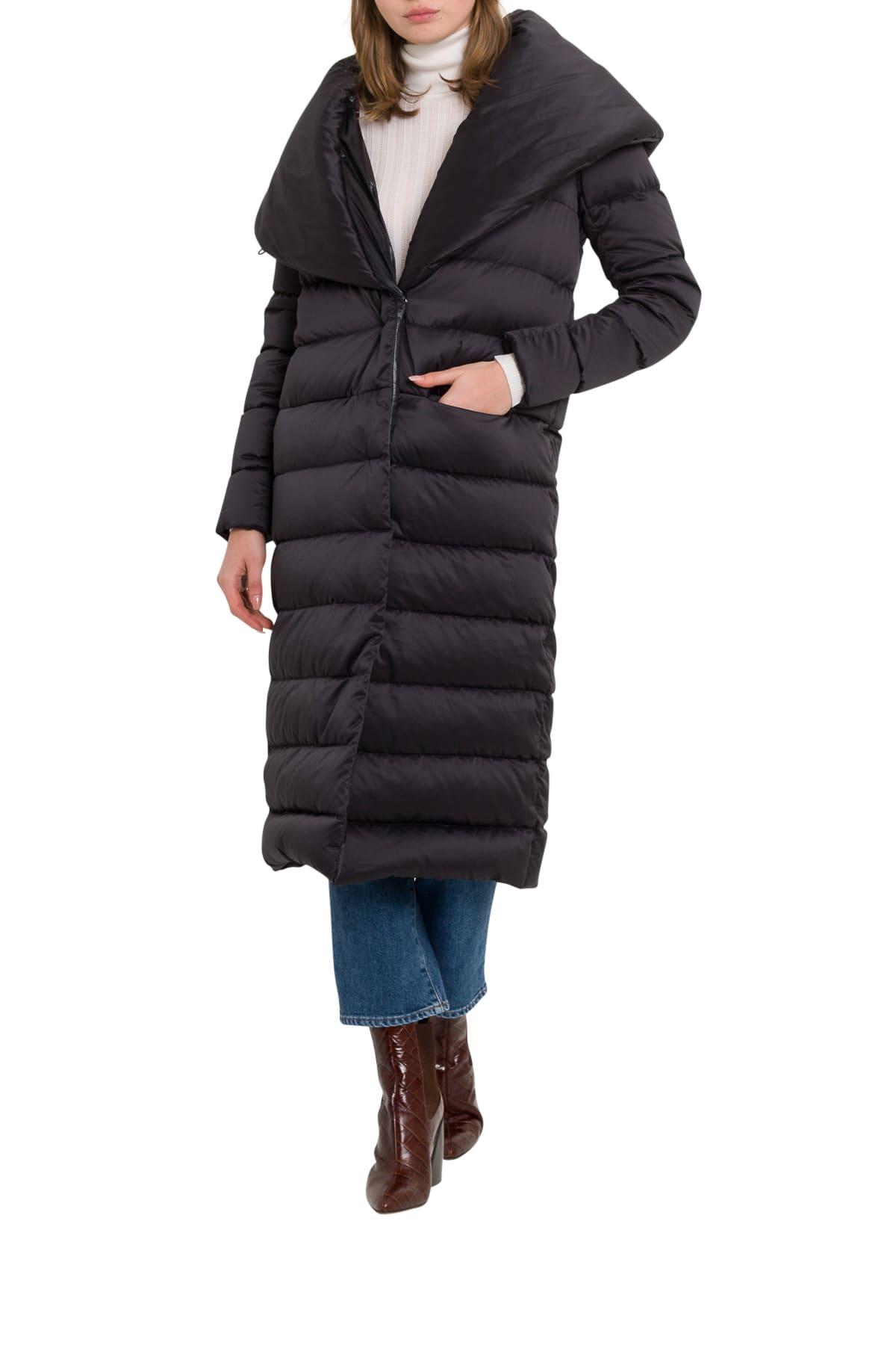 Herno Bon Bon Oversize Down-jacket