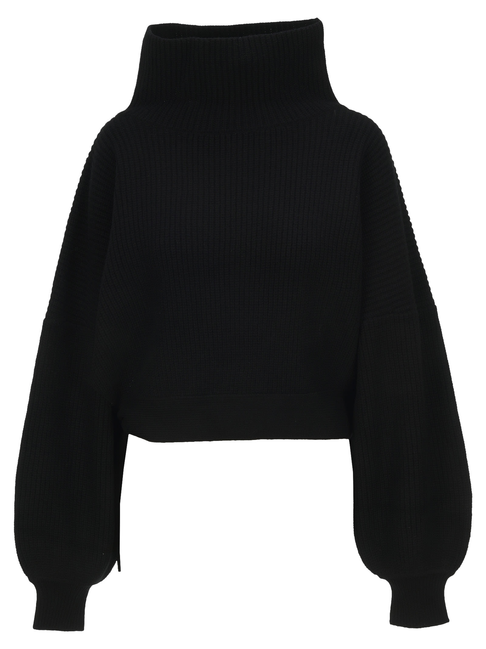 Jw Anderson Sweaters JW ANDERSON TAB HEM TURTLENECK SWEATER