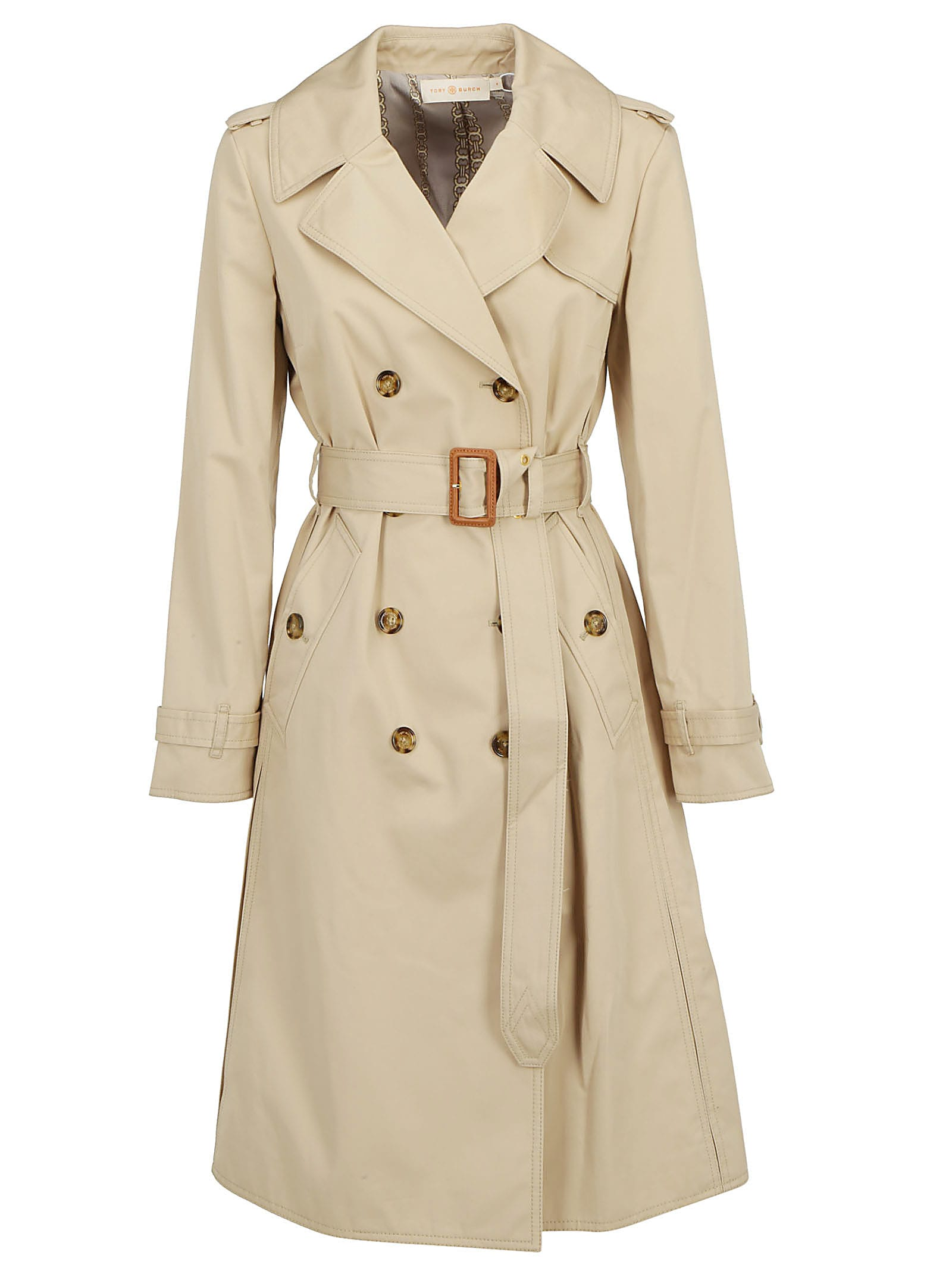 Photo of  Tory Burch Trench Coat- shop Tory Burch jackets online sales