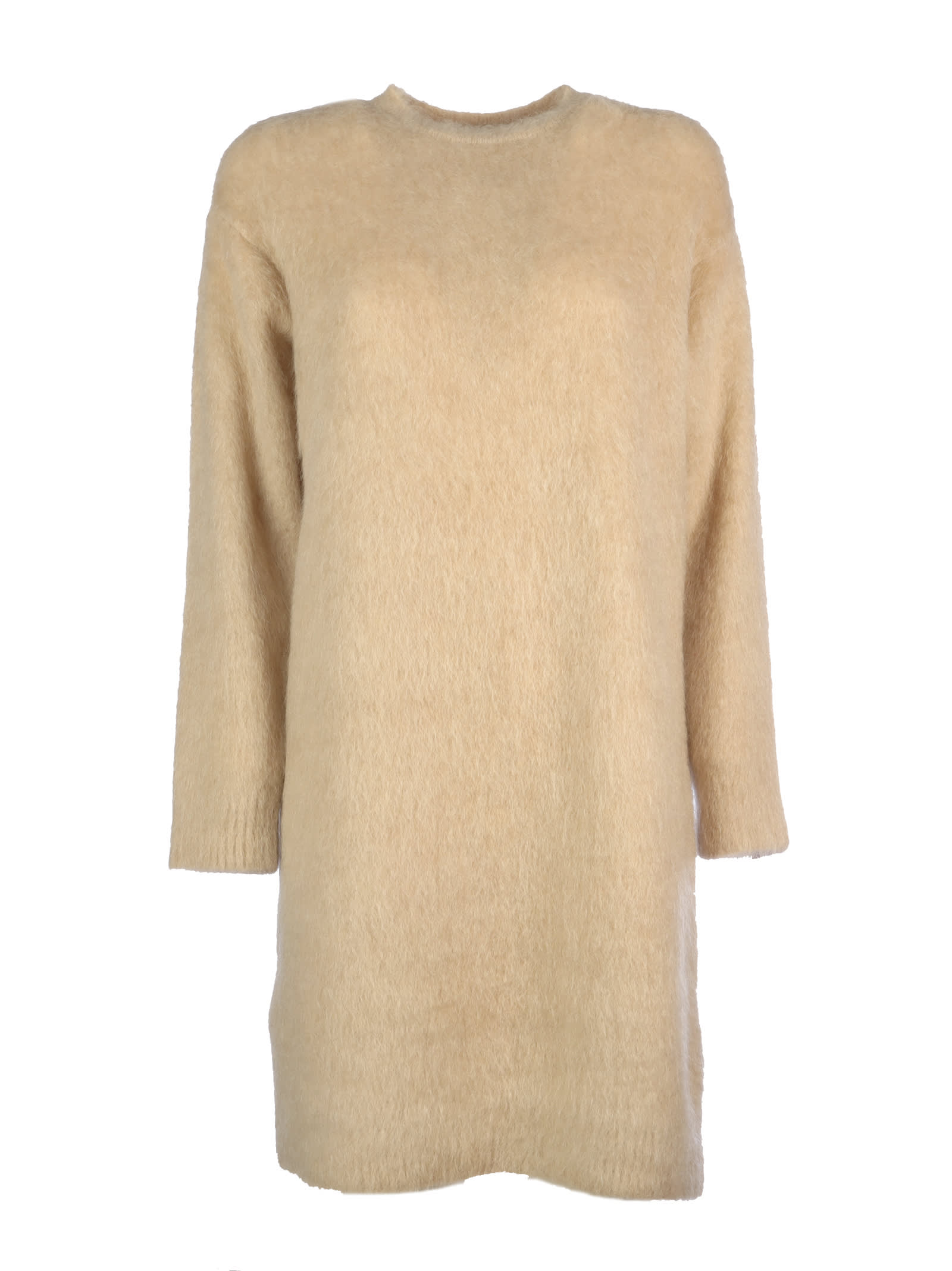Max Mara Calte Wool Dress