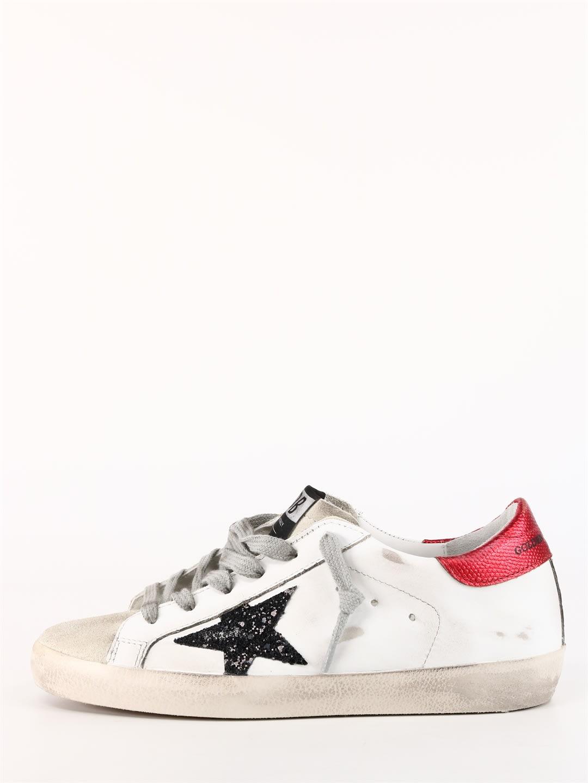 Golden Goose Sneaker Super Star White