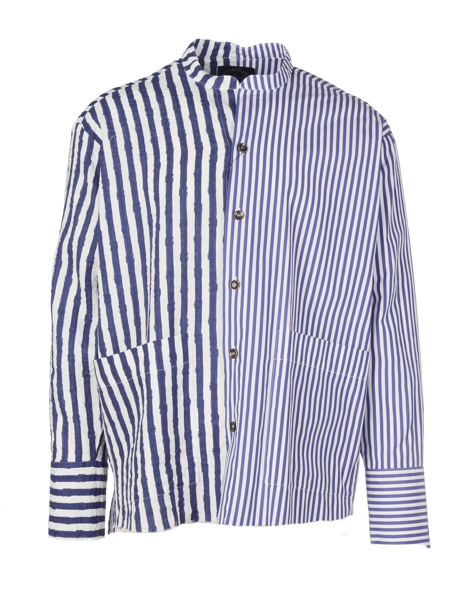 Paul & Shark Basic Stripes Shirt