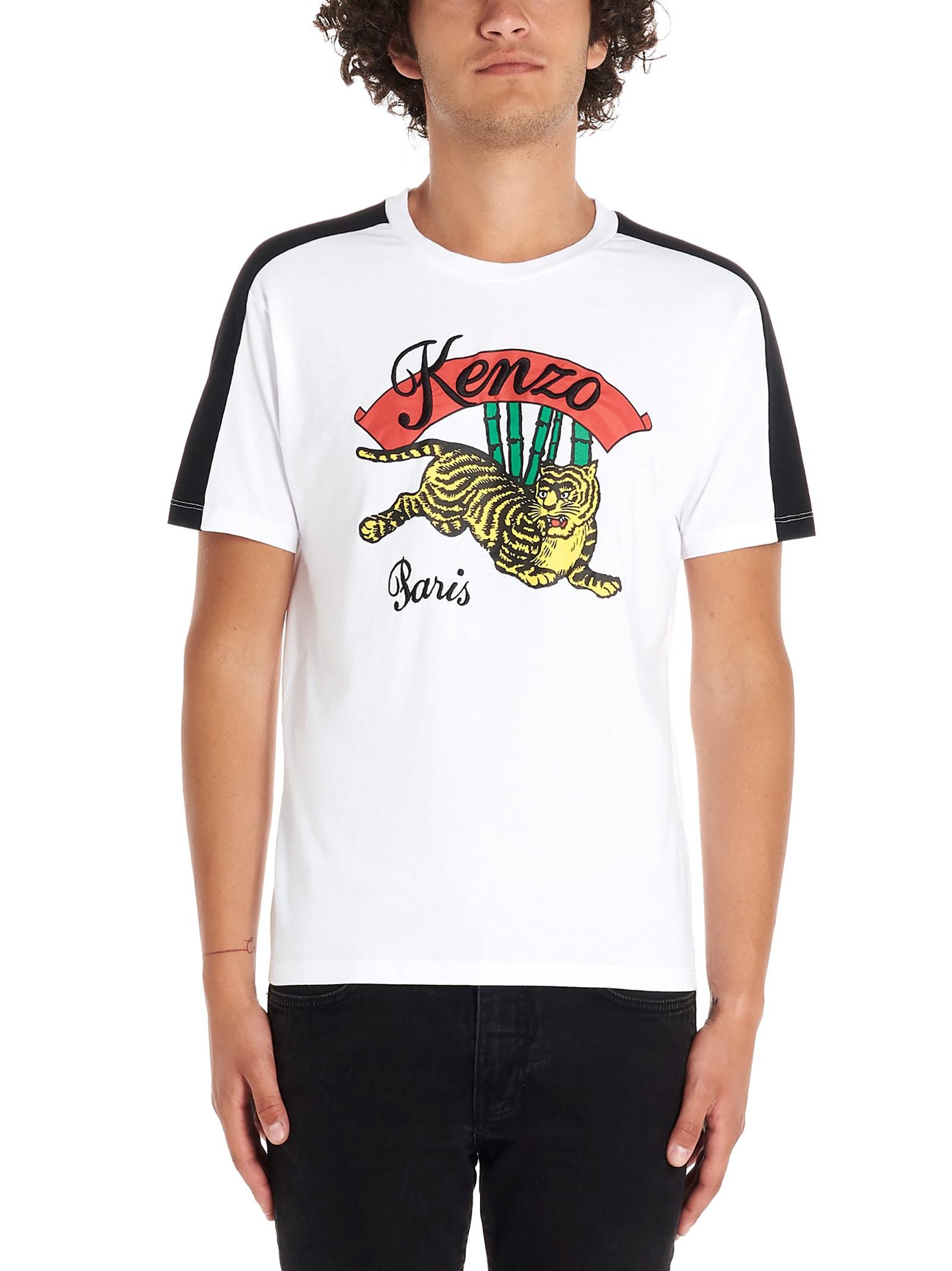 dfb4aeff79 Kenzo 'bamboo Tiger' T-shirt