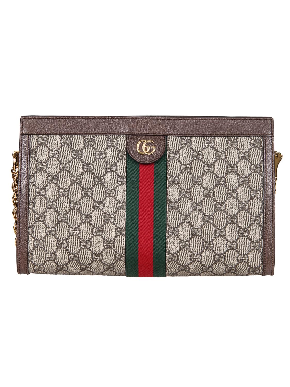 Gucci shoulder bag,