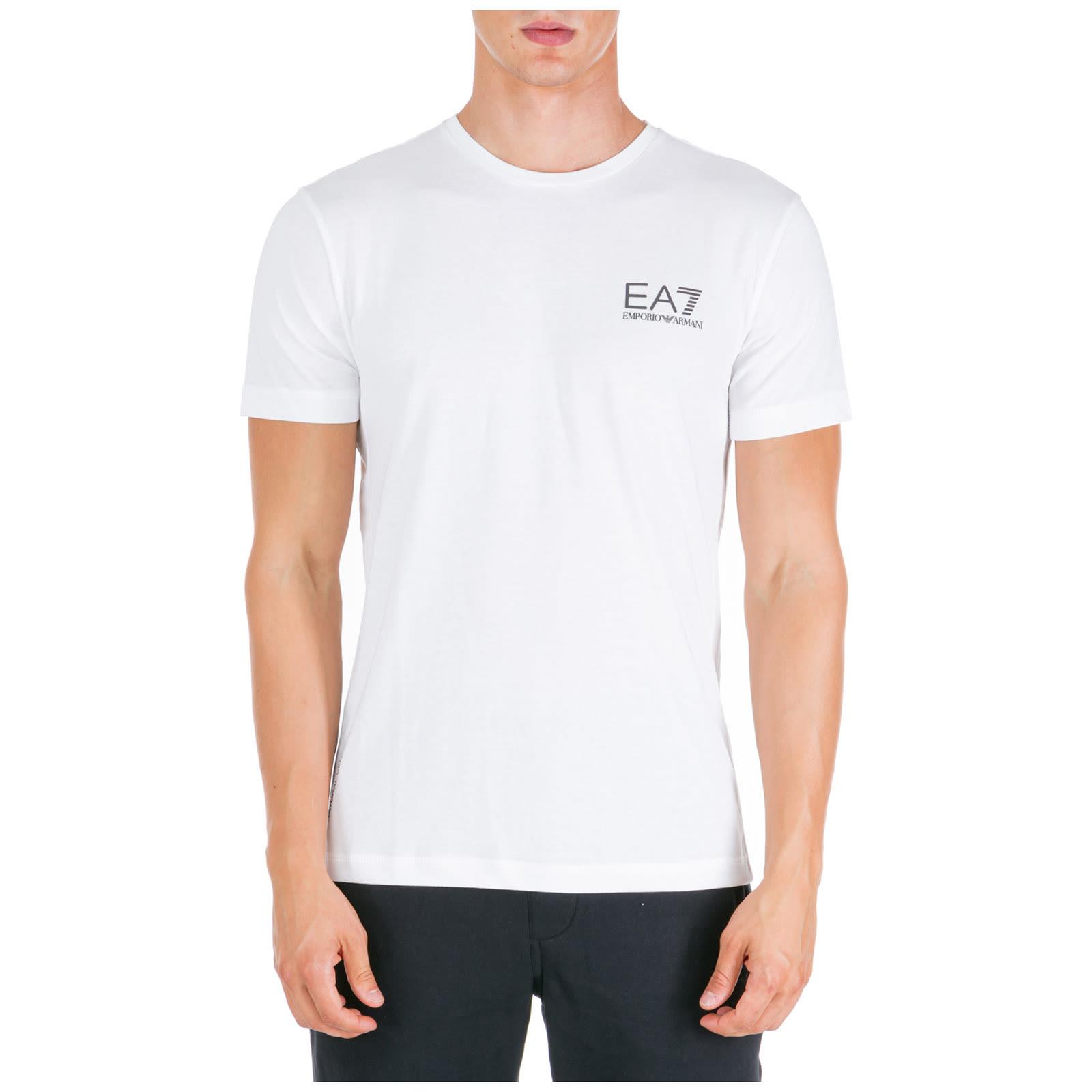Emporio Armani Ea7 Universal Globe T-shirt