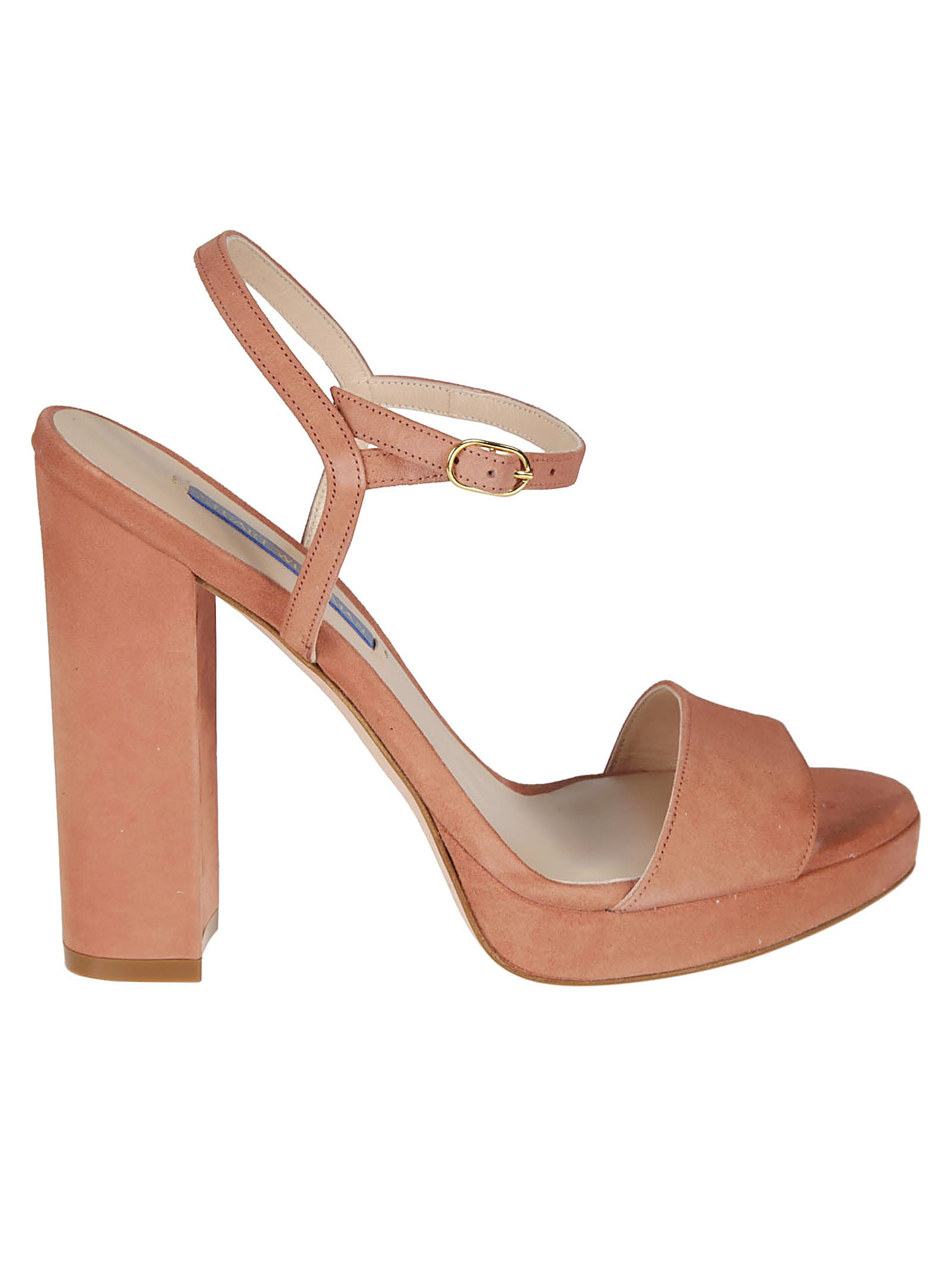 Stuart Weitzman Buckled Sandals