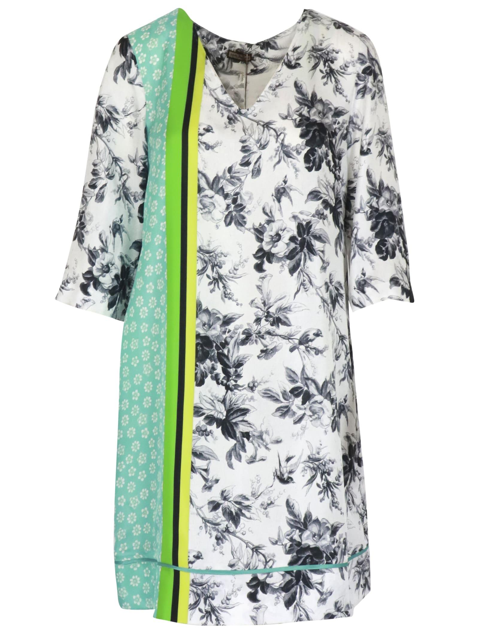 Buy Mal?rmi Silk Dress online, shop Mal?rmi with free shipping