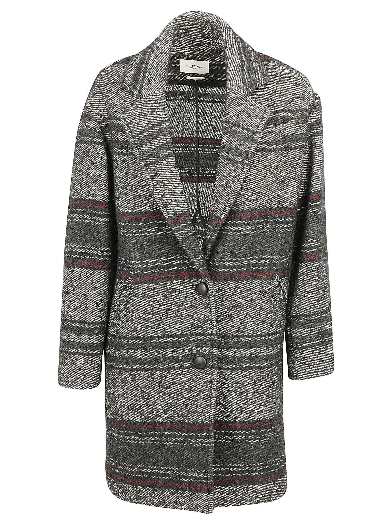 Etoile Isabel Marant Coats ISABEL ETOILE MARANT DANTE COAT