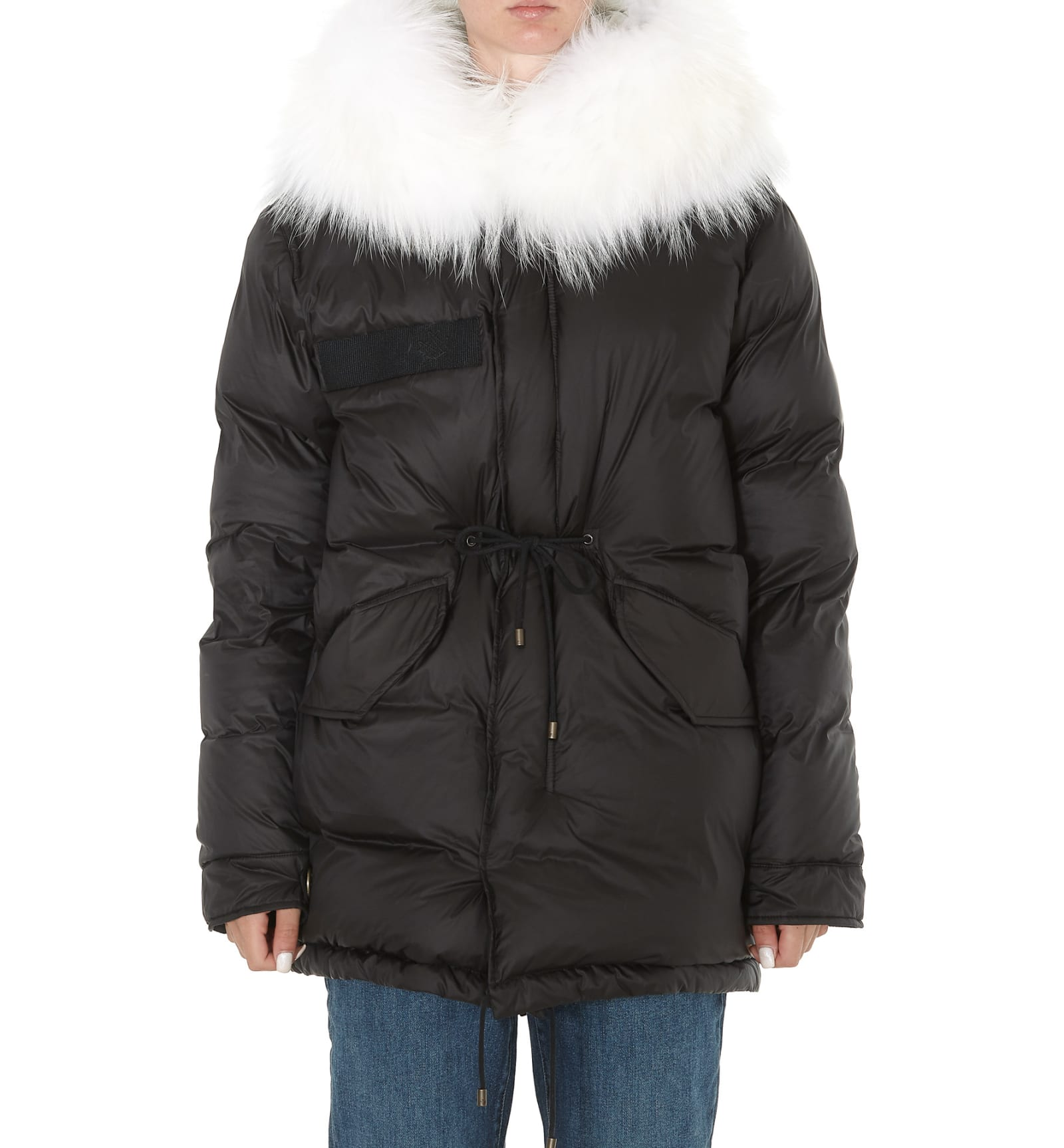 Mr & Mrs Italy Puffer Parka