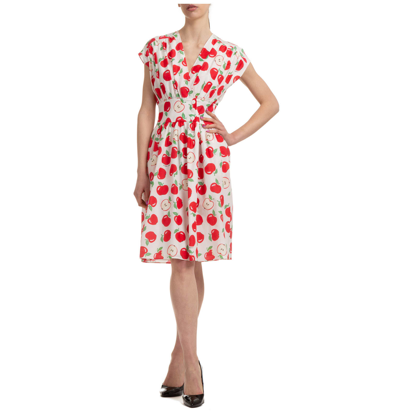 Boutique Moschino Ines Knee Length Dresses