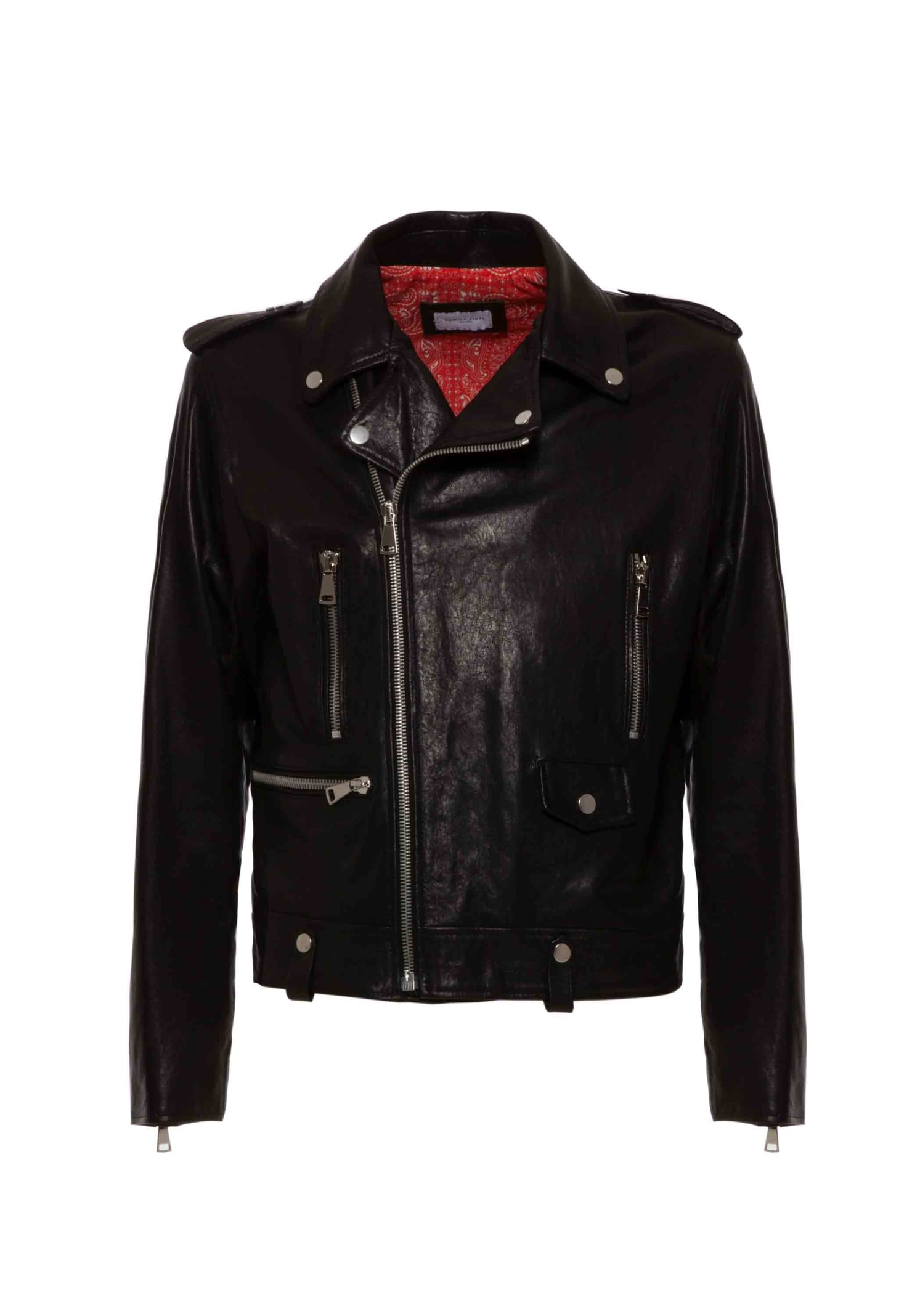 Biker Leather Nappa N