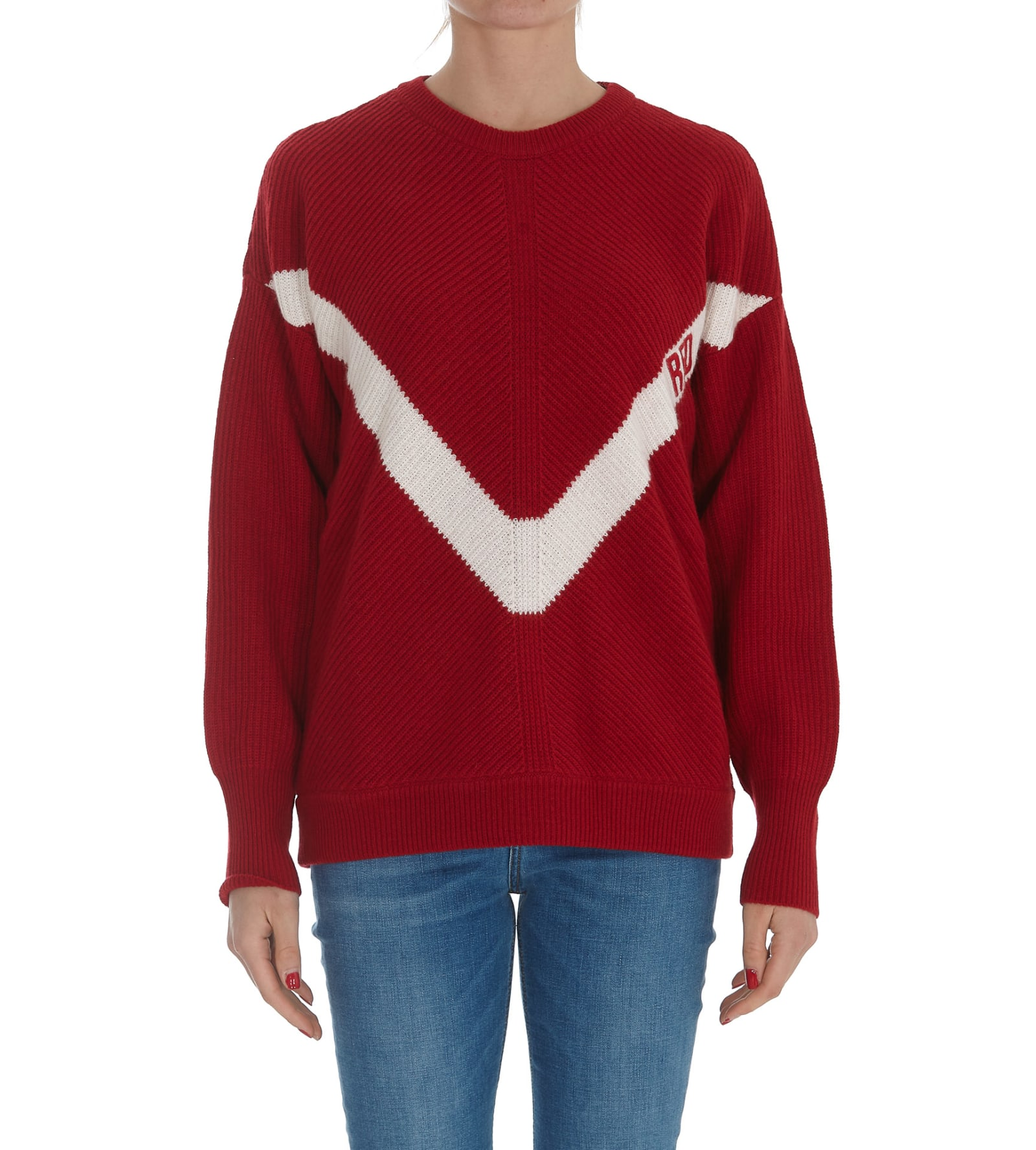 Red Valentino Tops SWEATER