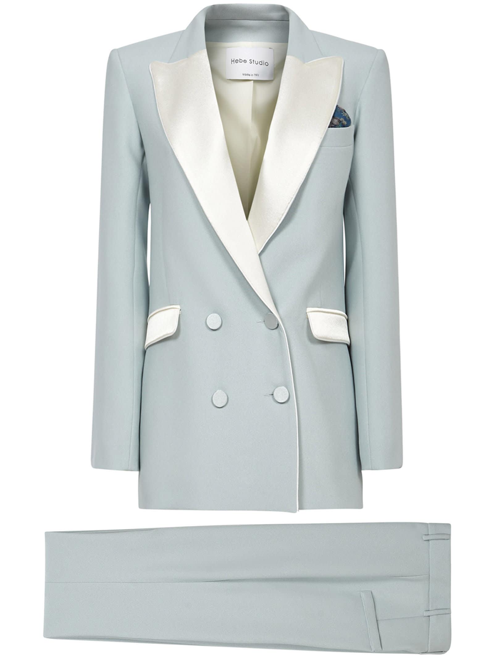 Buy Hebe Studio The Bianca Suit Suit online, shop Hebe Studio with free shipping