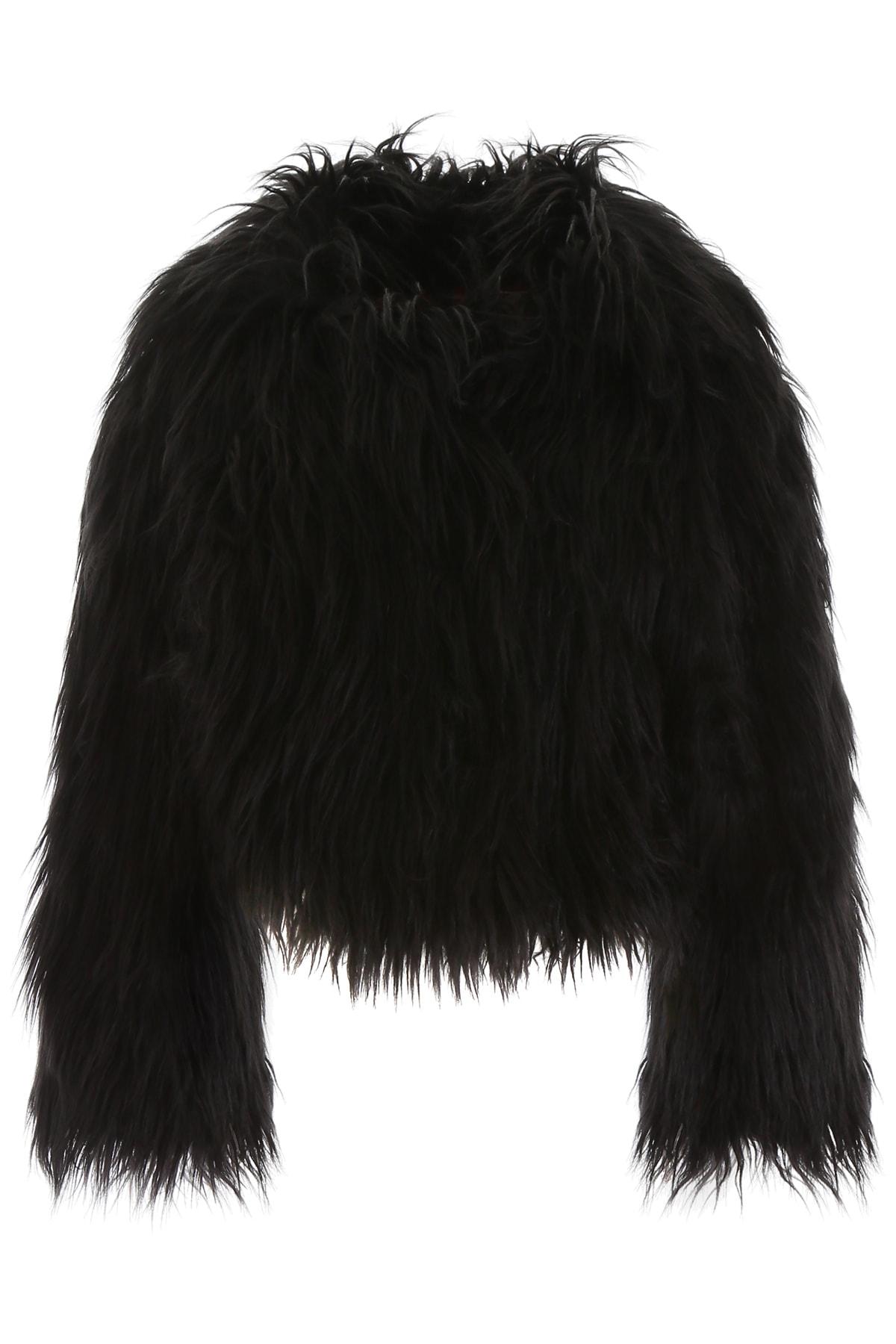 Philosophy di Lorenzo Serafini Faux Fur Jacket
