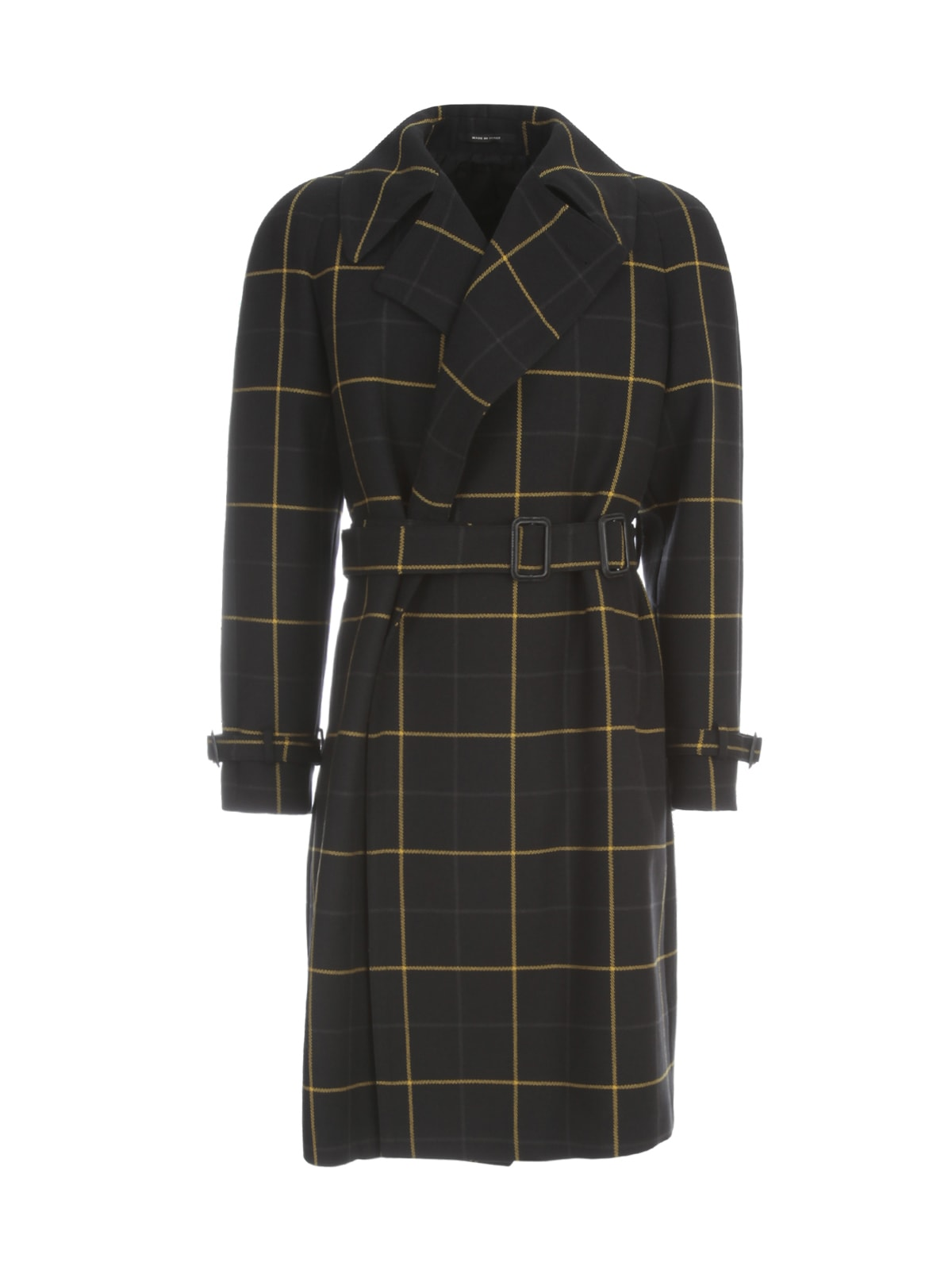 Tagliatore Wool Double Breasted Coat
