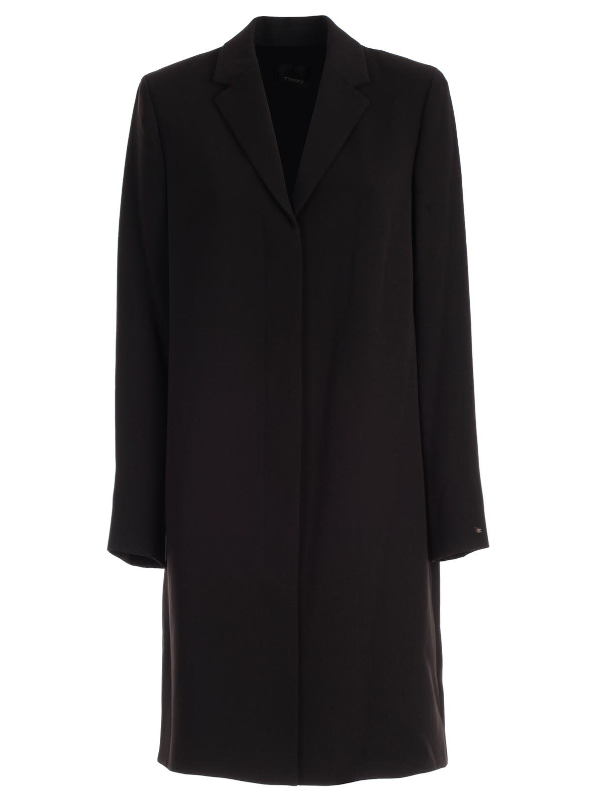 Theory Coat Straight