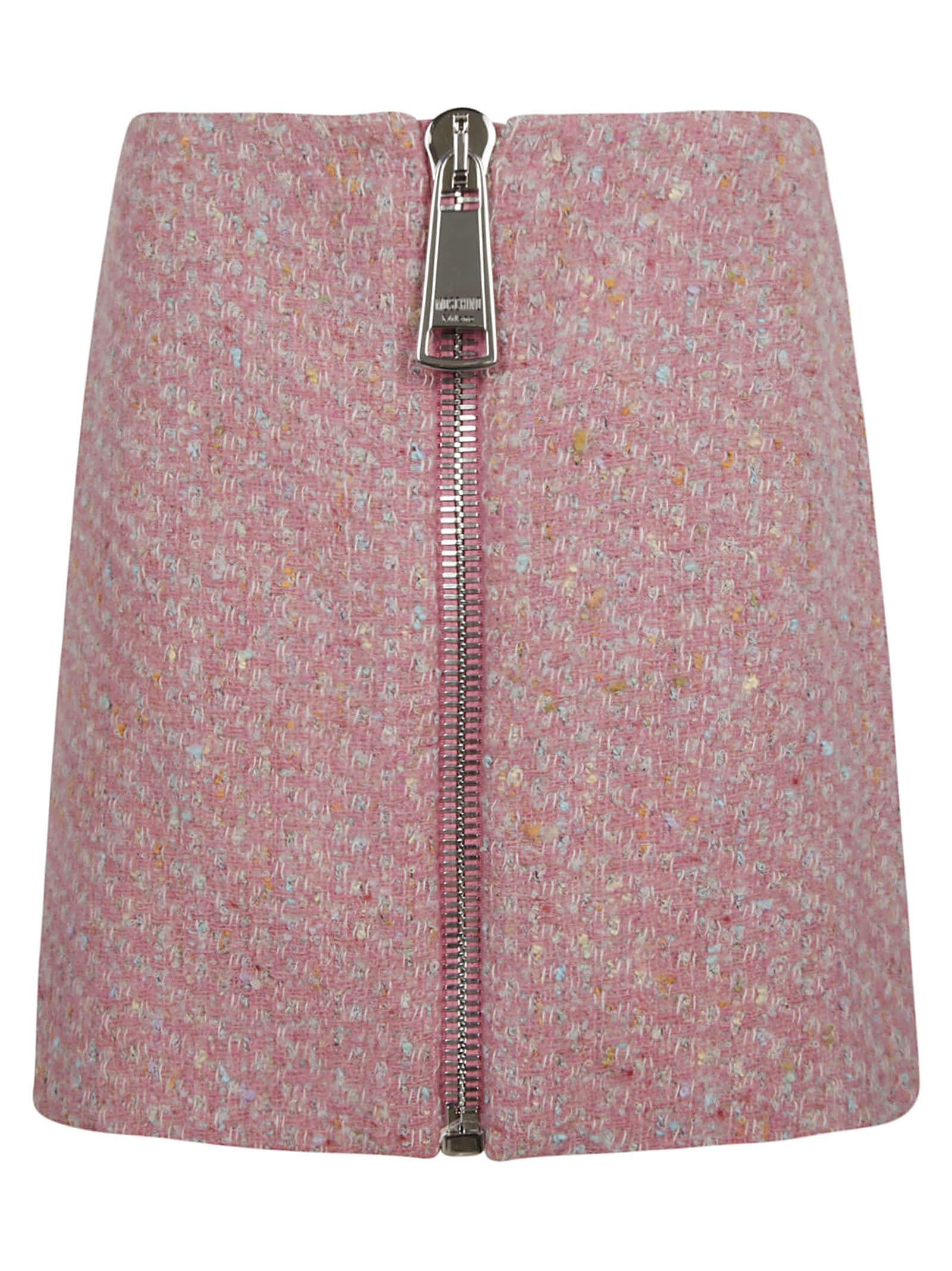 Moschino BACK ZIP SKIRT
