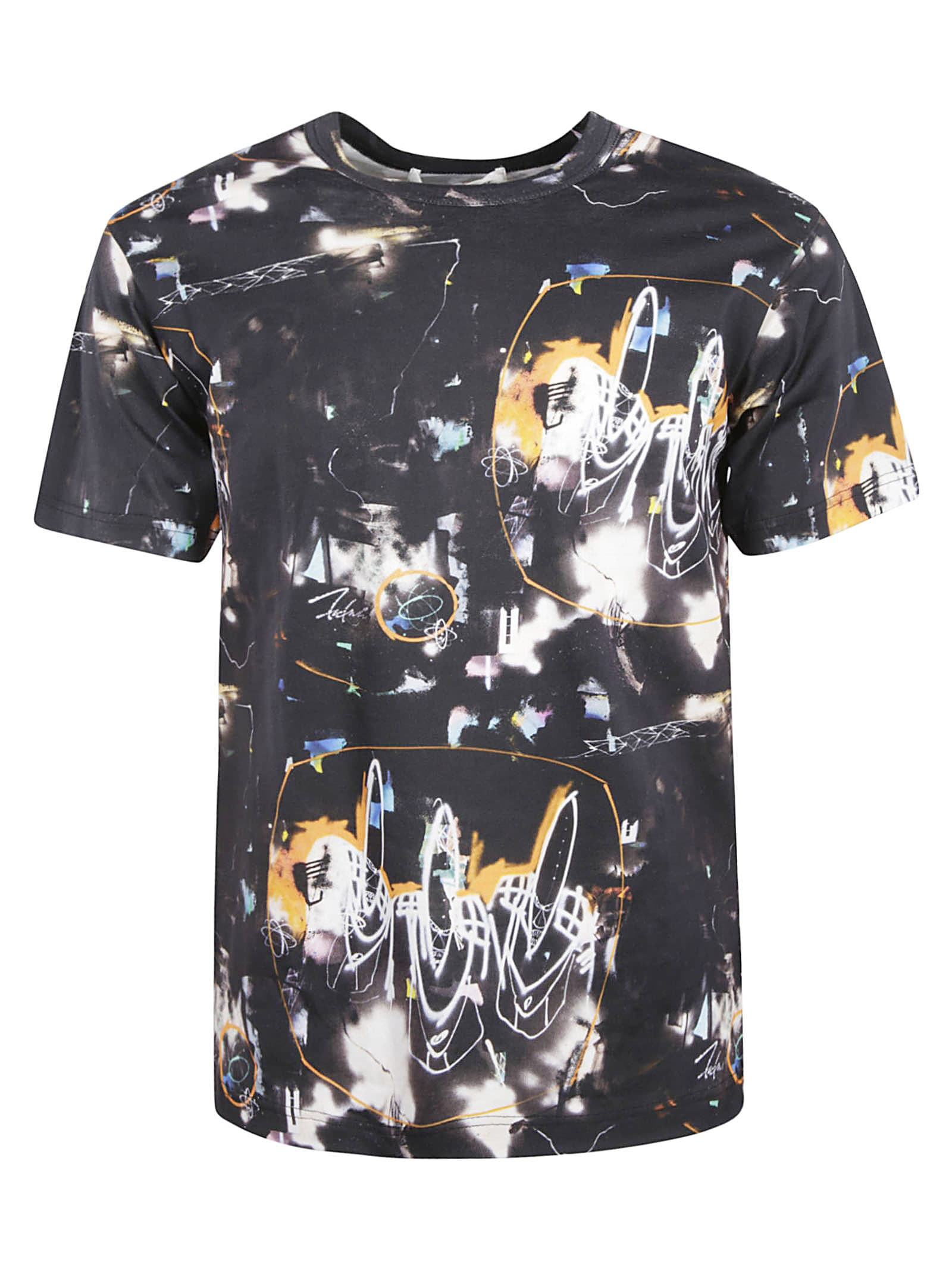 Comme Des Garçons Shirt KNIT T-SHIRT SHORT SLEEVE T-SHIRT