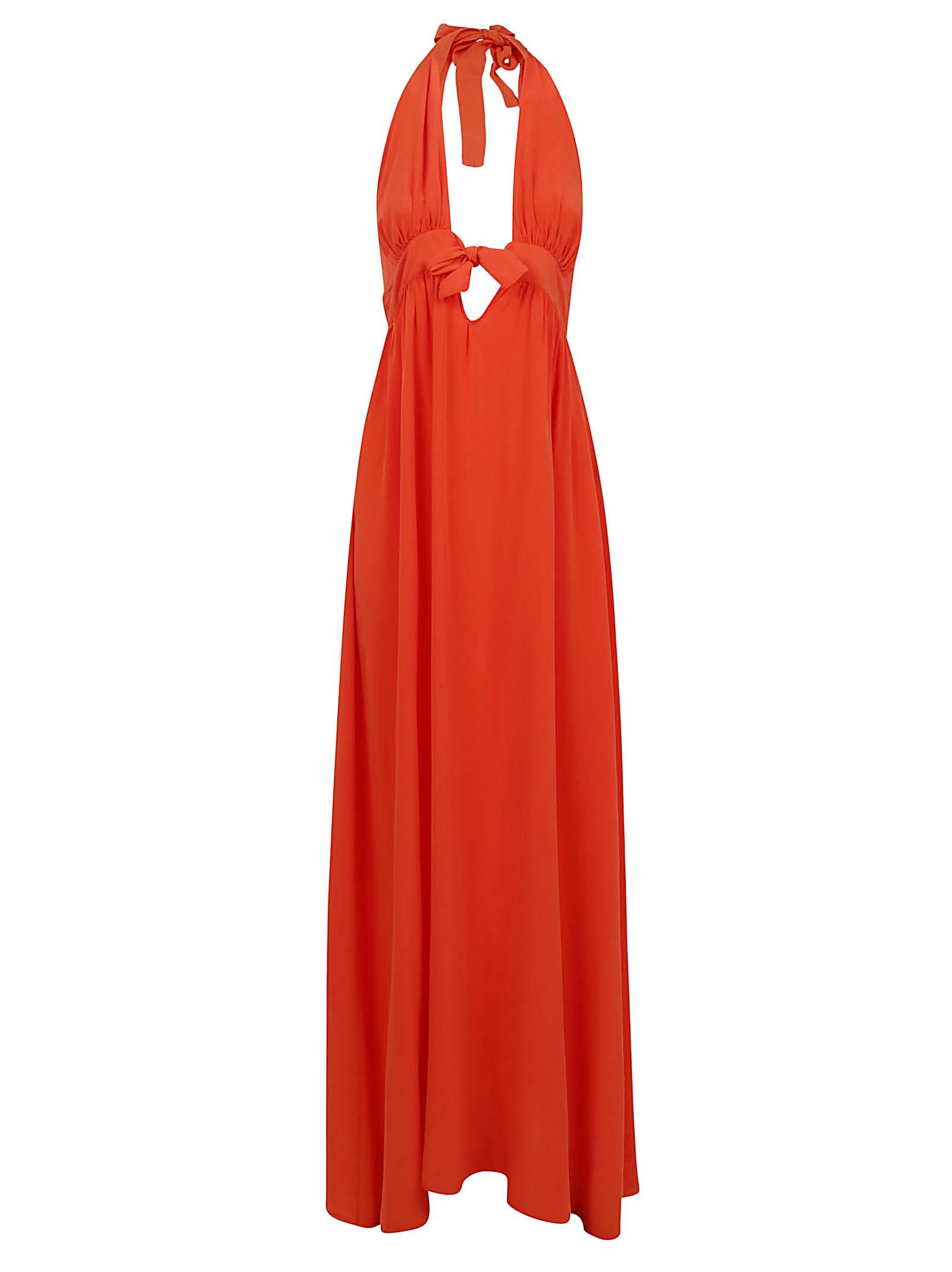 Buy Fisico - Cristina Ferrari Long Sleeveless Dress online, shop Fisico - Cristina Ferrari with free shipping